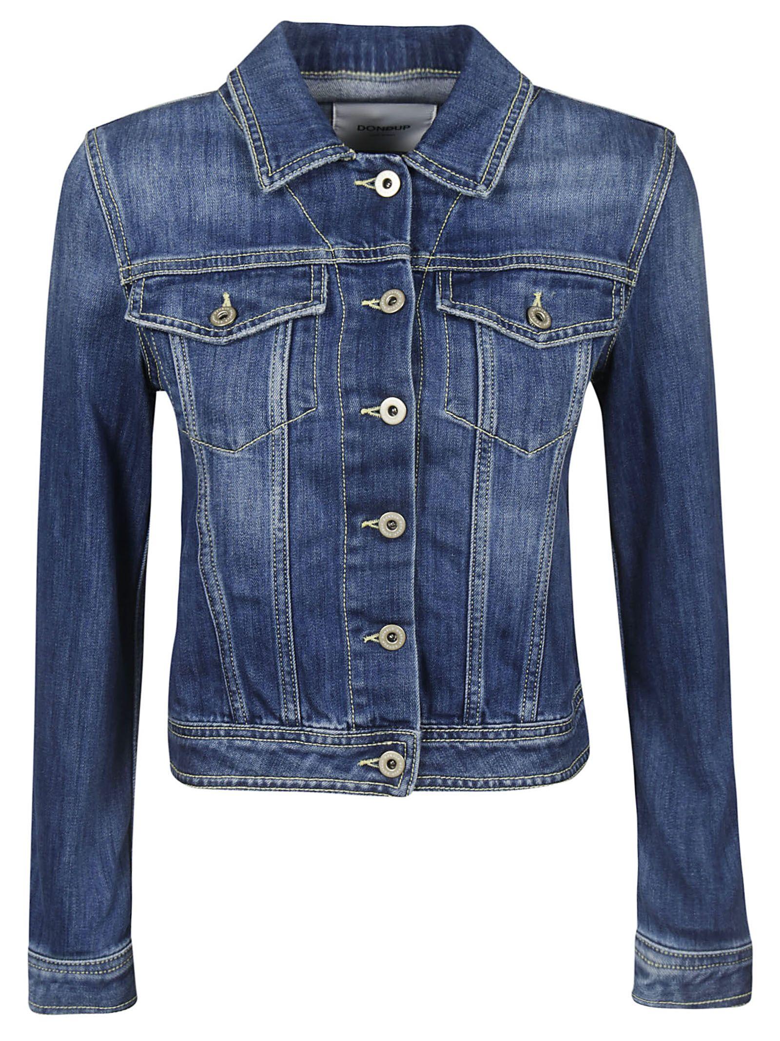 646abac3be Dondup Dondup Denim Jacket - Blue - 10823933