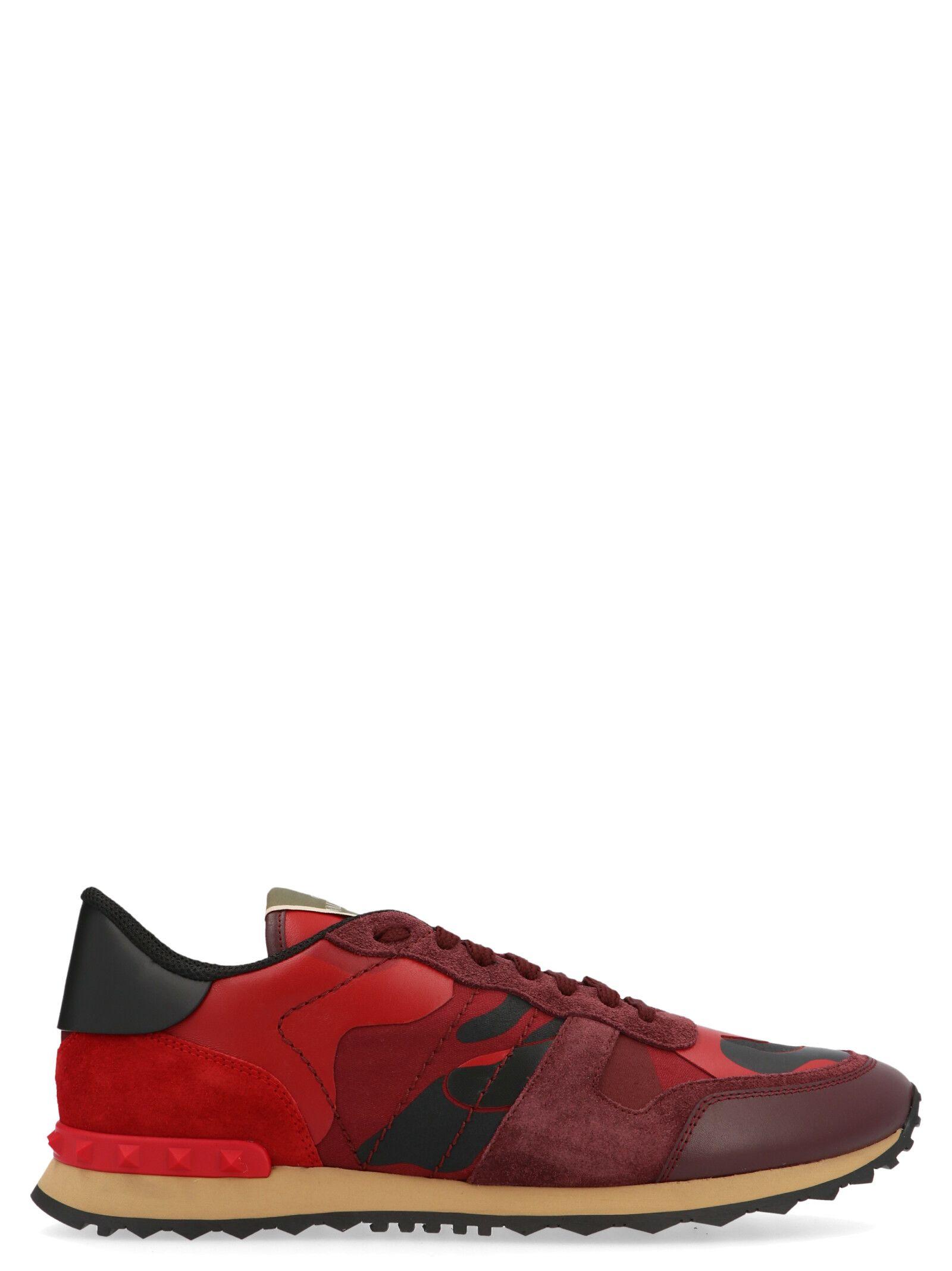 e7303da4aeeb5 Valentino Garavani Valentino Garavani 'rockrunner' Shoes - Red ...