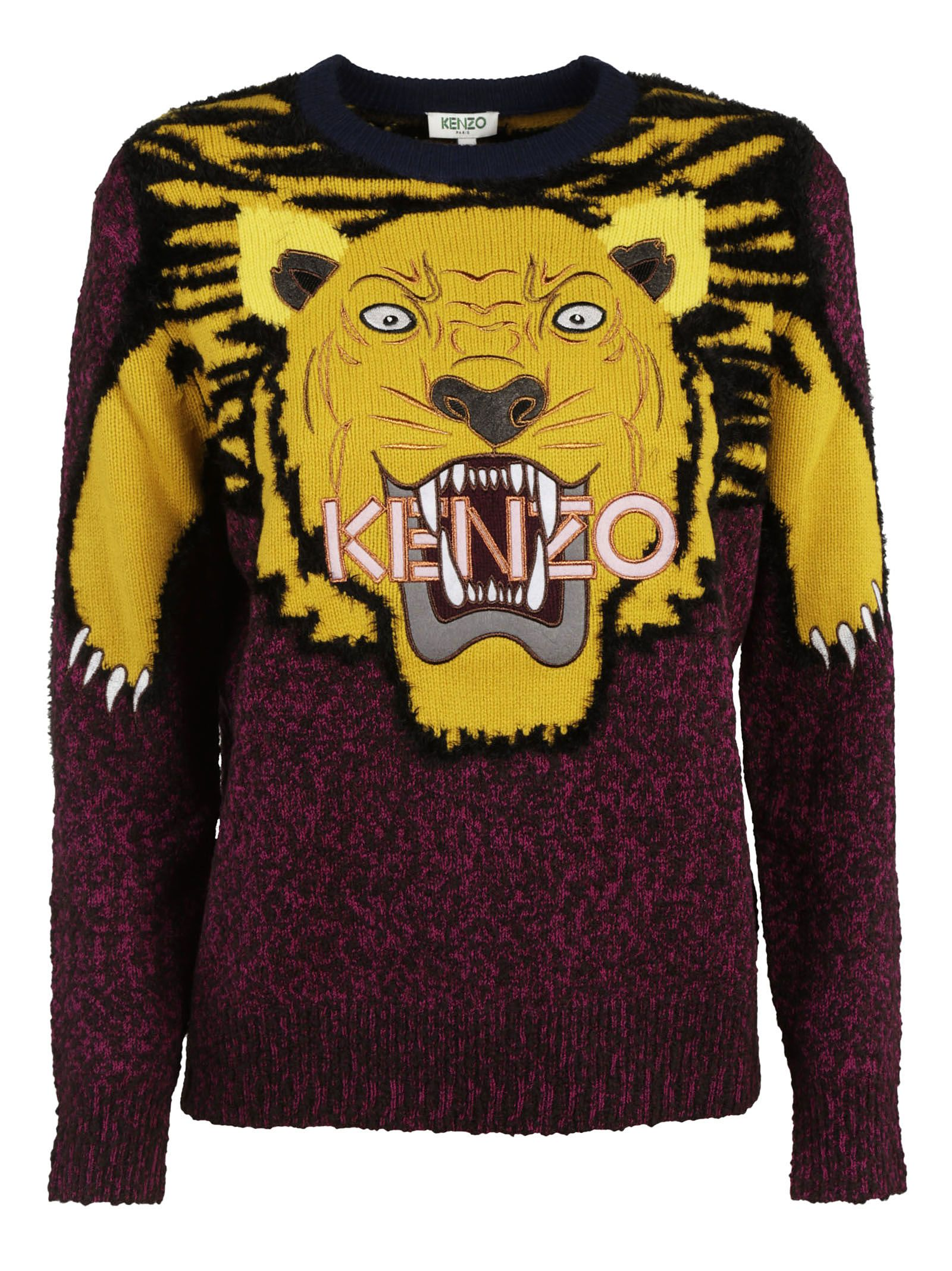 9a7fe13b italist | Best price in the market for Kenzo Kenzo Embroidered Tiger ...