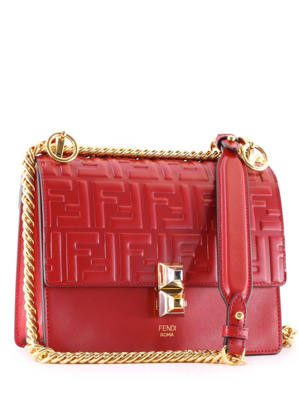 3ddde4b11835 Red Fendi Bag