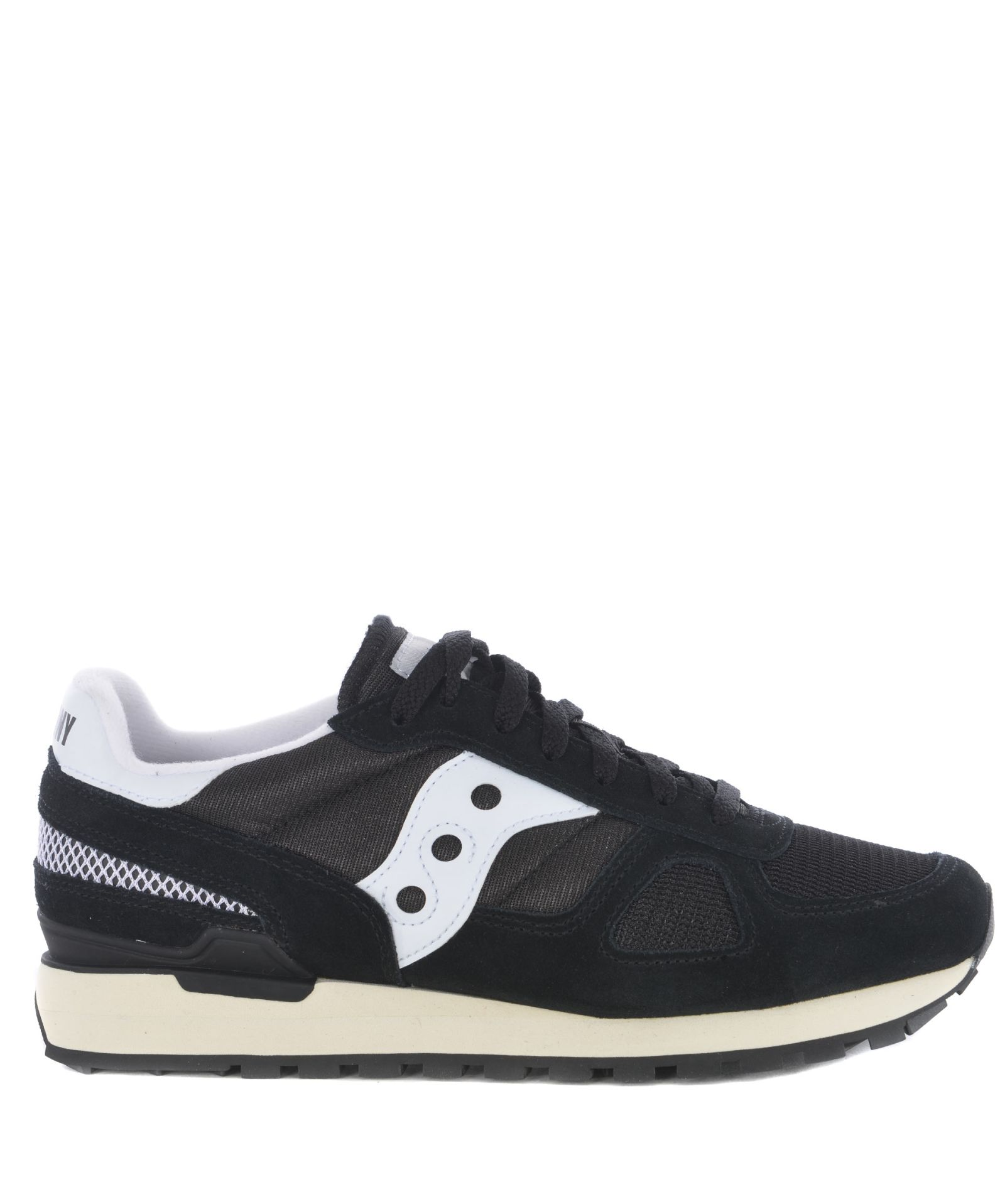 los angeles df063 c95ee Saucony Shadow Original Vintage Sneakers - Nero-bianco ...