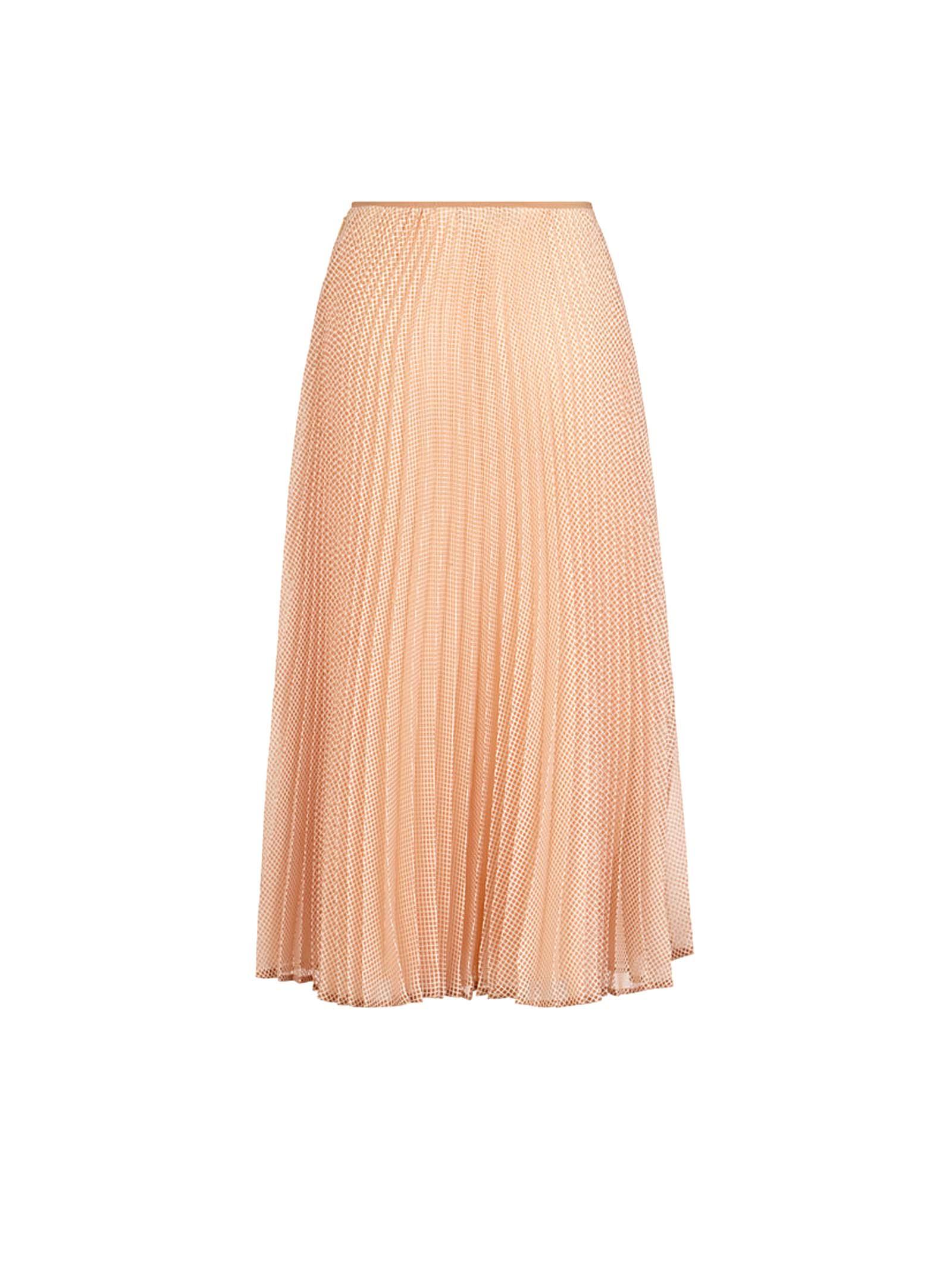 28f157eac1b6 Fendi Fendi Fendi Pleated Midi Skirt - Basic - 10926828