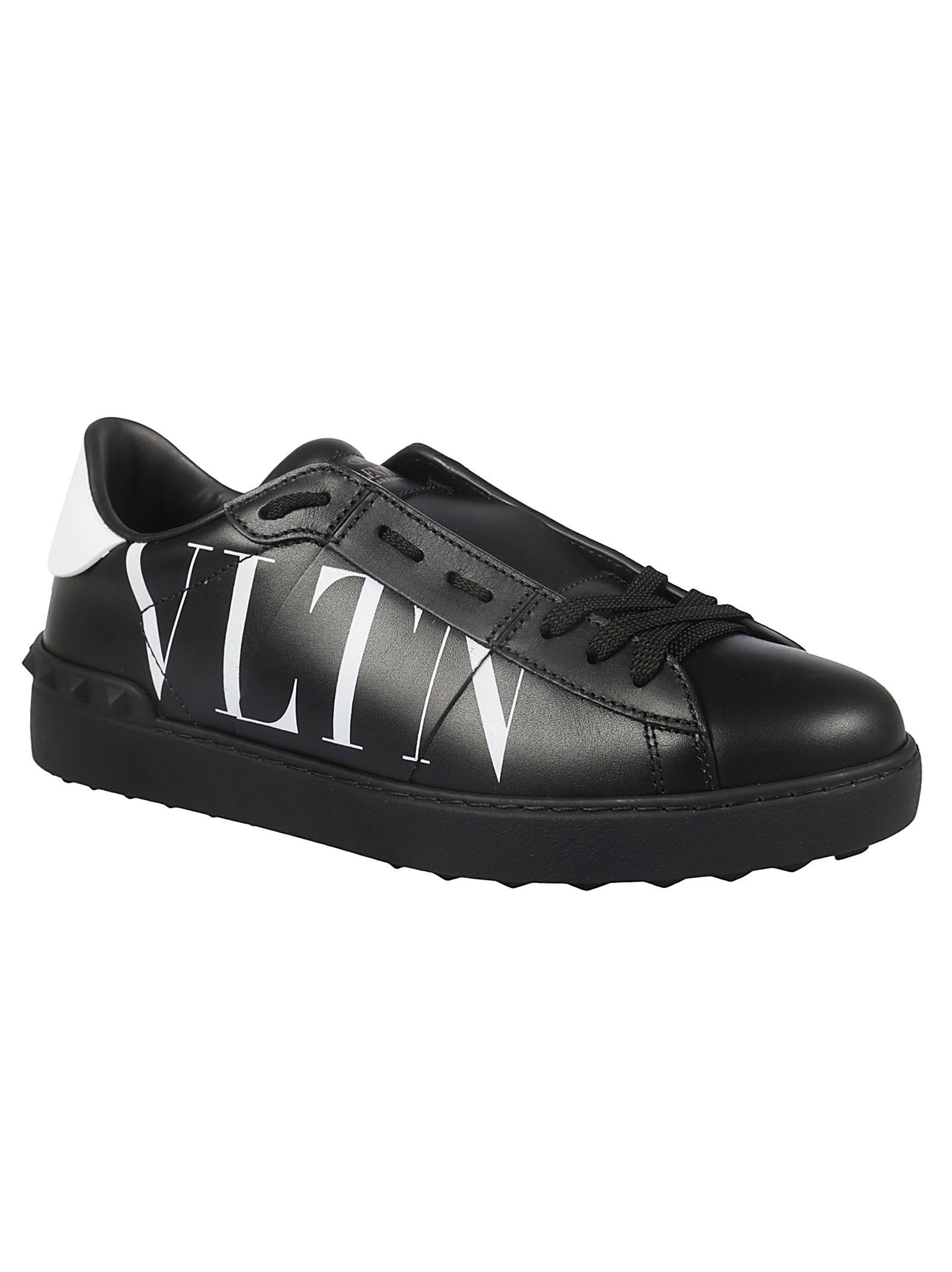 3ed2f85dc662 Valentino Garavani Valentino Vltn Open Sneakers - Basic - 10853738 ...
