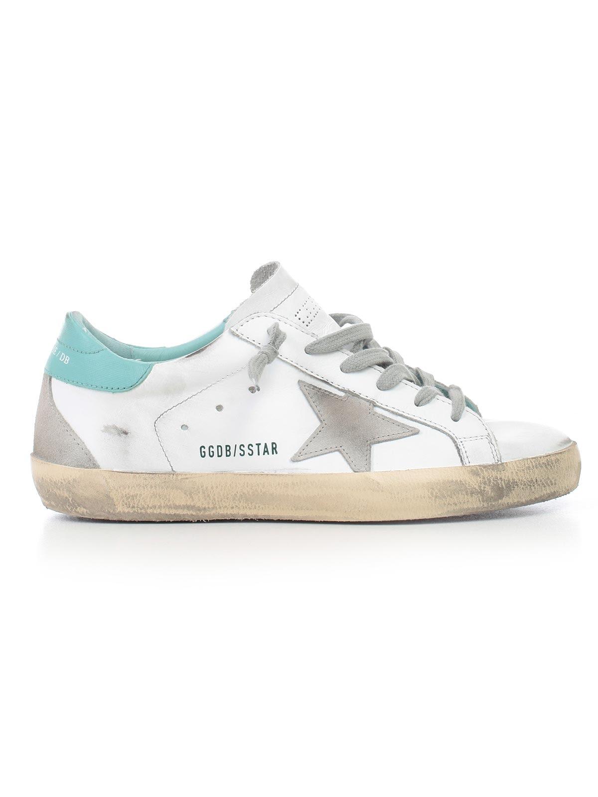 64c27788957d7 Golden Goose Golden Goose Deluxe Brand Superstar Sneakers - Basic ...