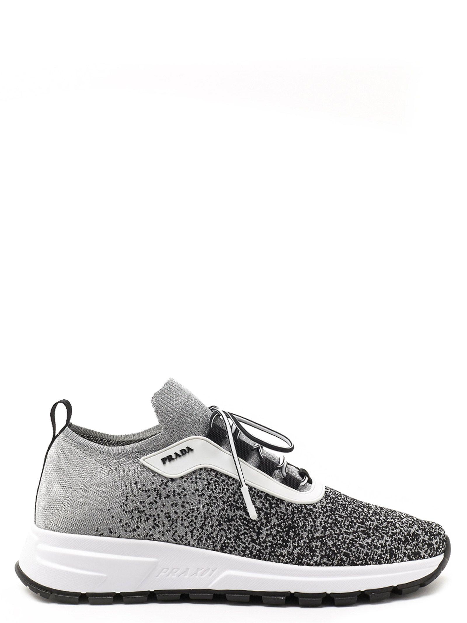 f23afa3c8441 Prada Prada  prax01  Shoes - Silver - 10796976