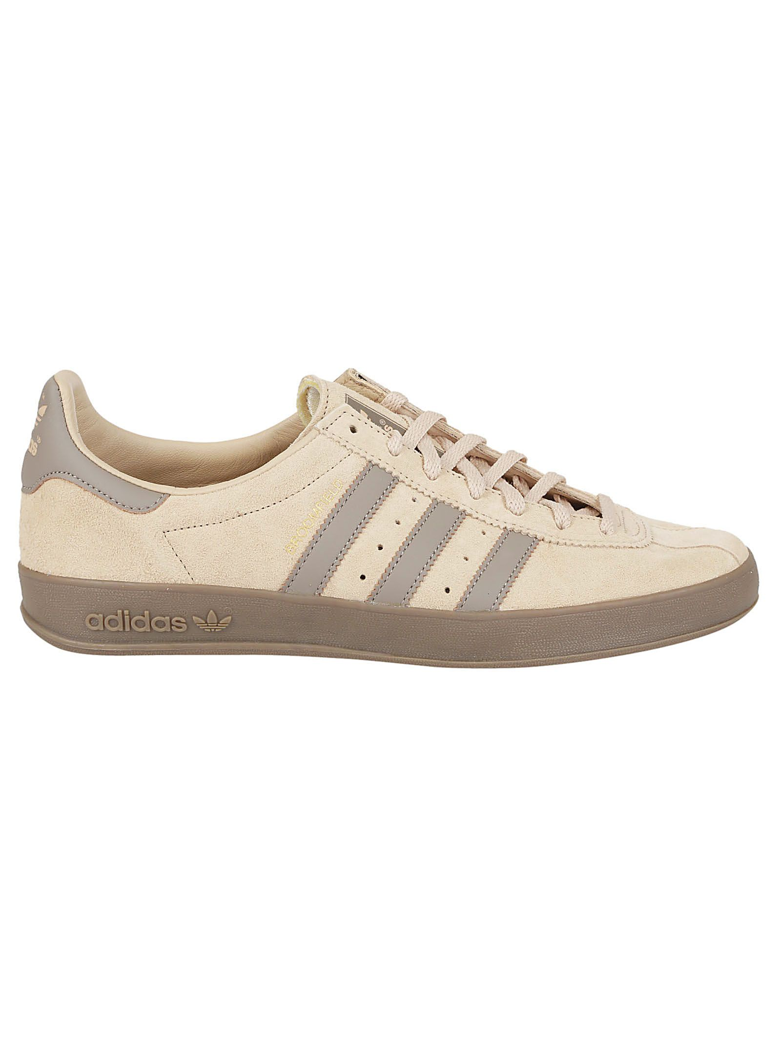 release date: ed949 dba90 Adidas Originals Broomfield Trainers - Brown ...
