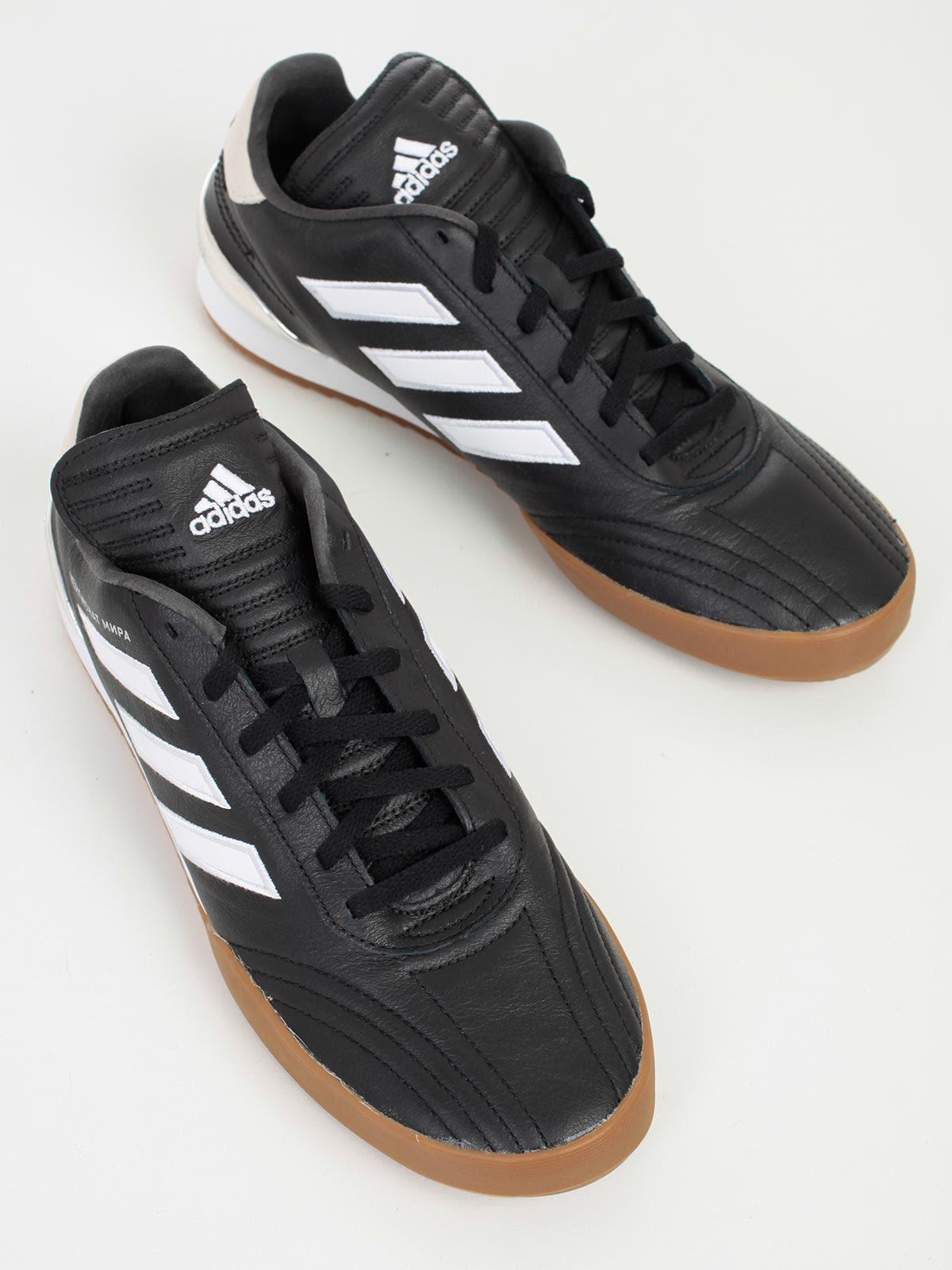 5fdbbd9914dddd Gosha Rubchinskiy Gosha Rubchinskiy Lace Up Sneakers - Black Cg7056 ...