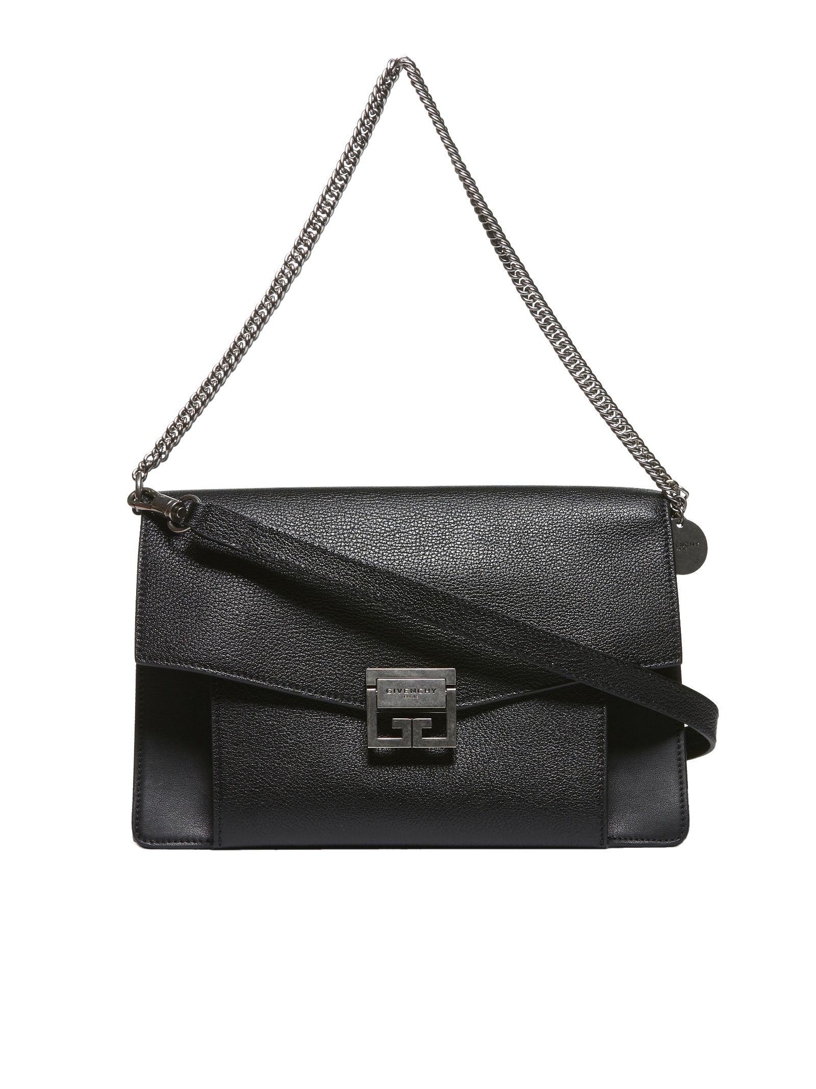 bc0e4552de52 Givenchy Givenchy Gv3 Shoulder Bag - Black - 10786981