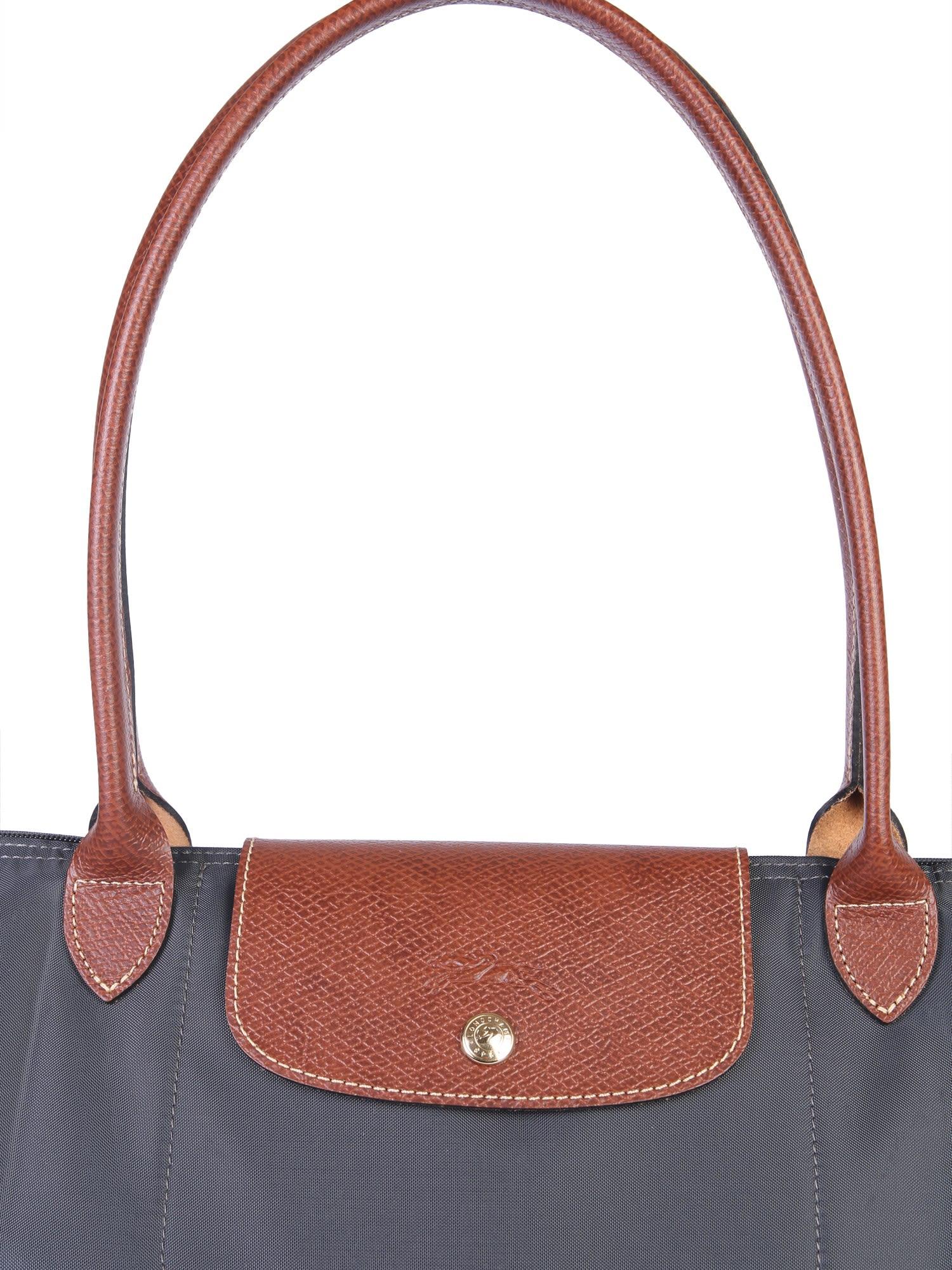 ae2cccd5eb7 Longchamp Longchamp Large Le Pliage Bag - GRIGIO - 10790040 | italist