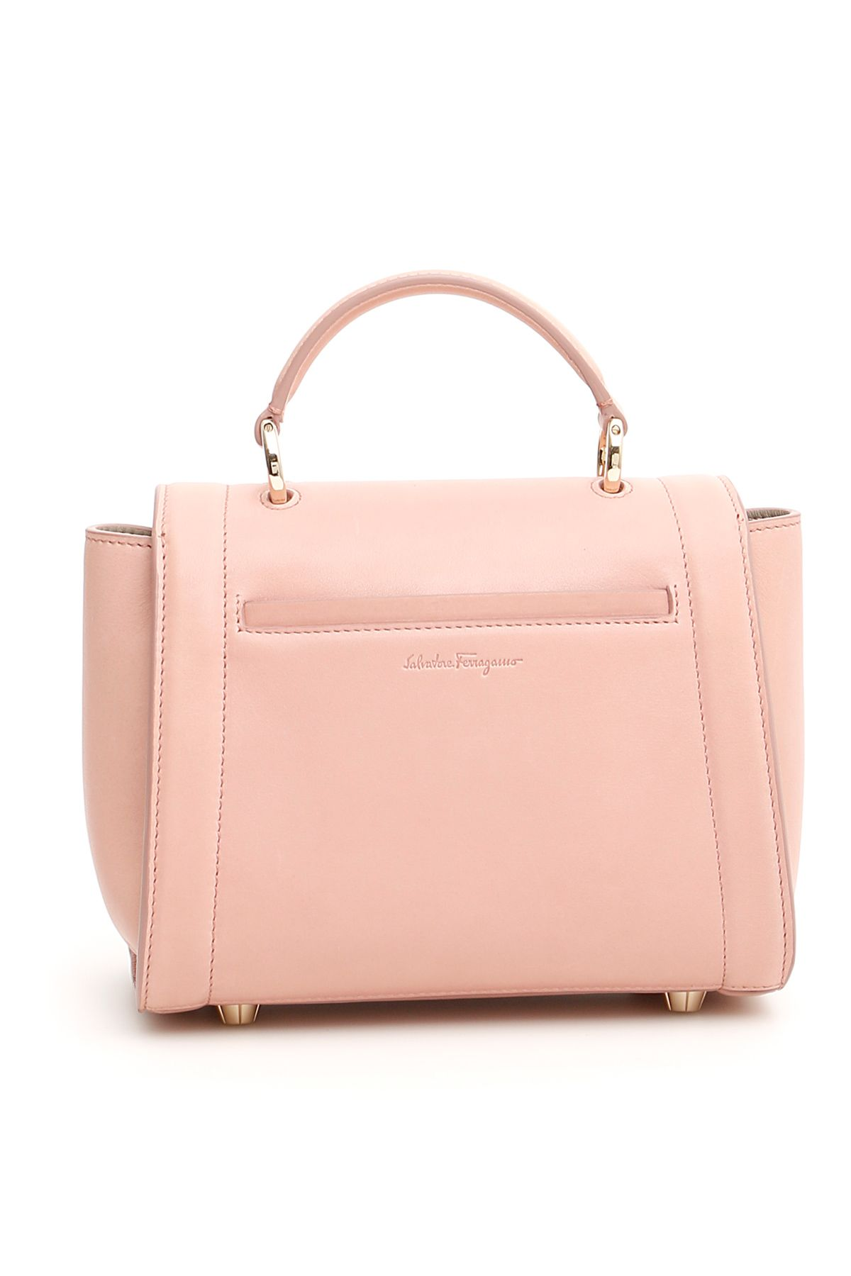 3fa67f8705e1 Salvatore Ferragamo Salvatore Ferragamo Mini Sofia Rainbow Bag ...