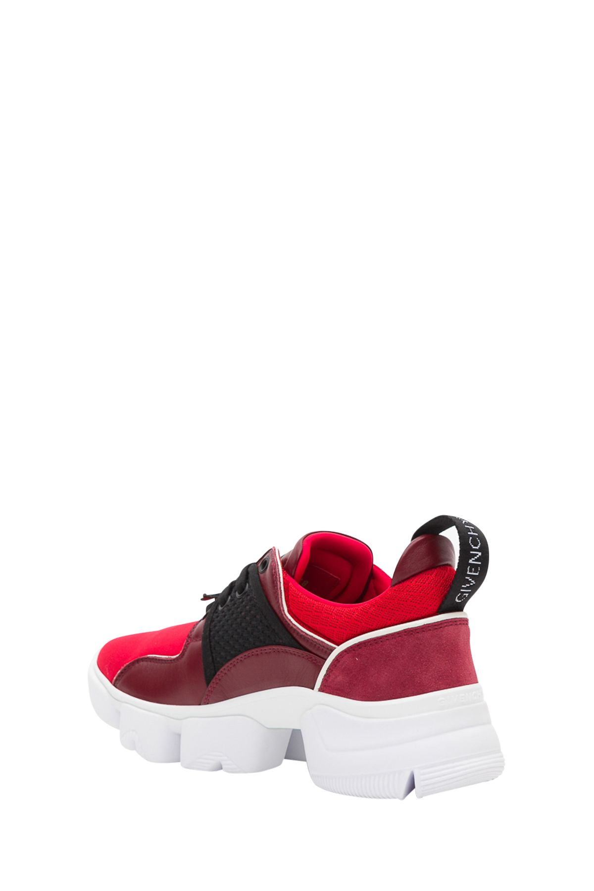 62b415e39dde Givenchy Givenchy Jaw Low-top Sneakers - Red - 10819732