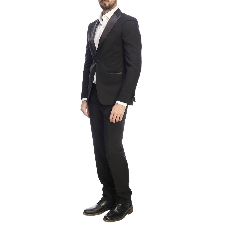 f3c69d77fd89 Z Zegna Z Zegna Suit Suit Men Z Zegna - black - 10812240 | italist