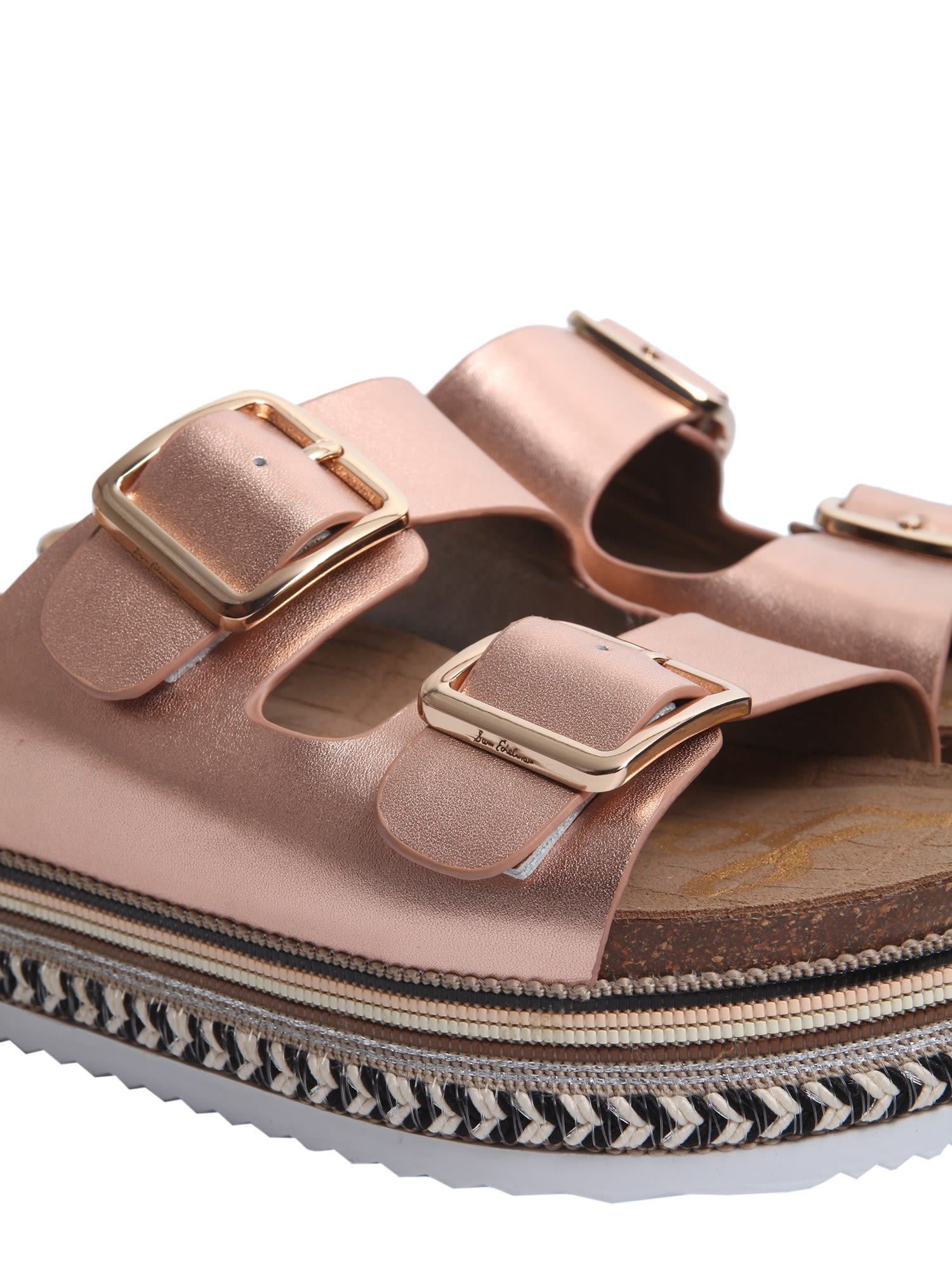 dded17634 Sam Edelman Sam Edelman Oakley Slide Sandals - Pink - 10589148