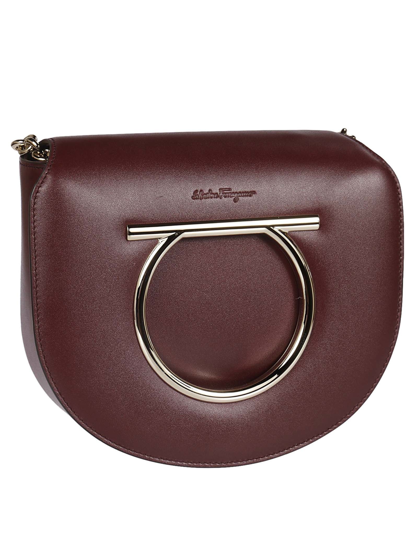 Salvatore Ferragamo Gancini Shoulder Bag Salvatore Ferragamo Gancini  Shoulder Bag ... ea29b6ceb0