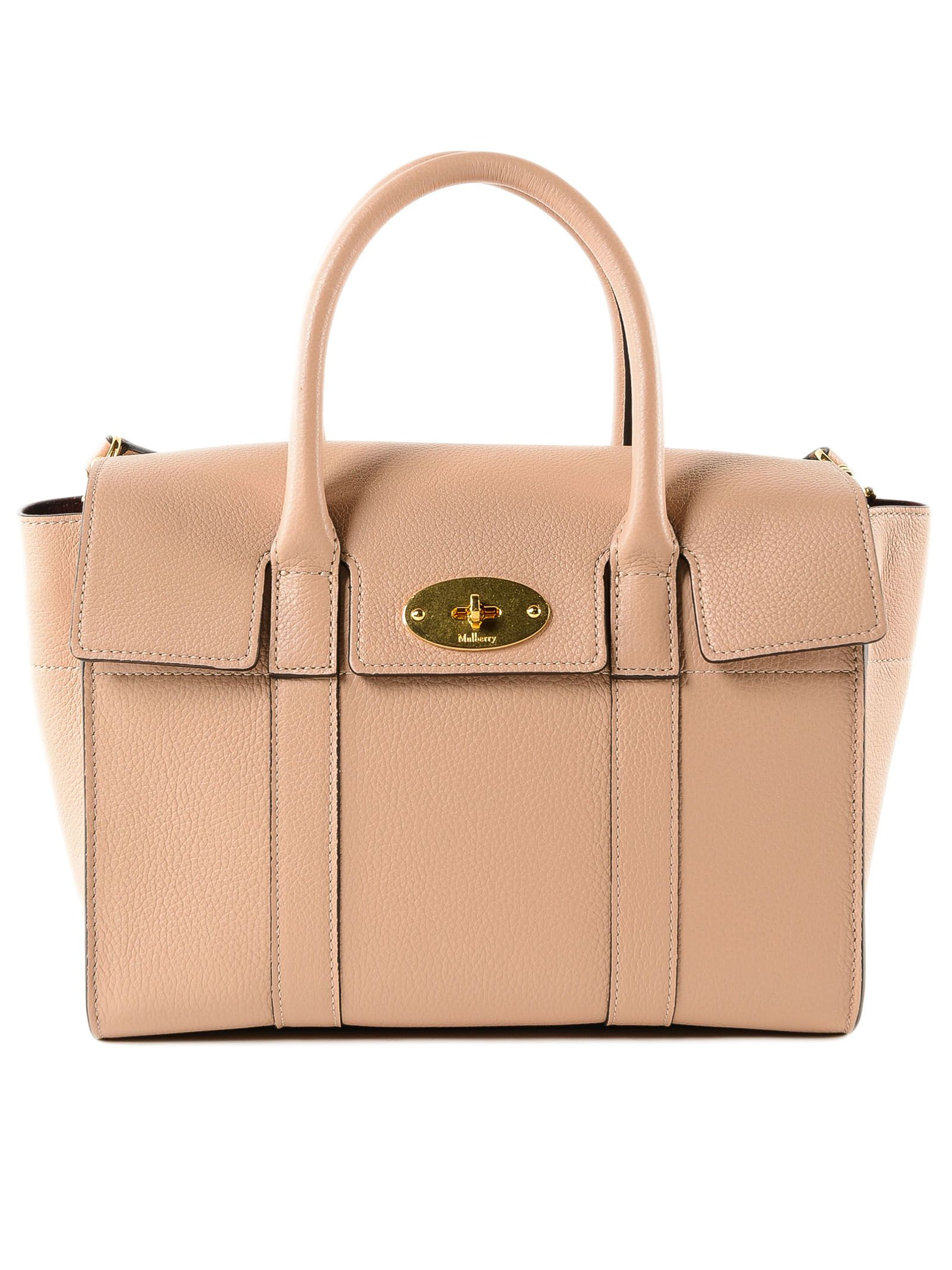03eb5cae8d0 Mulberry Mulberry Small Bayswater Tote - Rosewater - 10782812