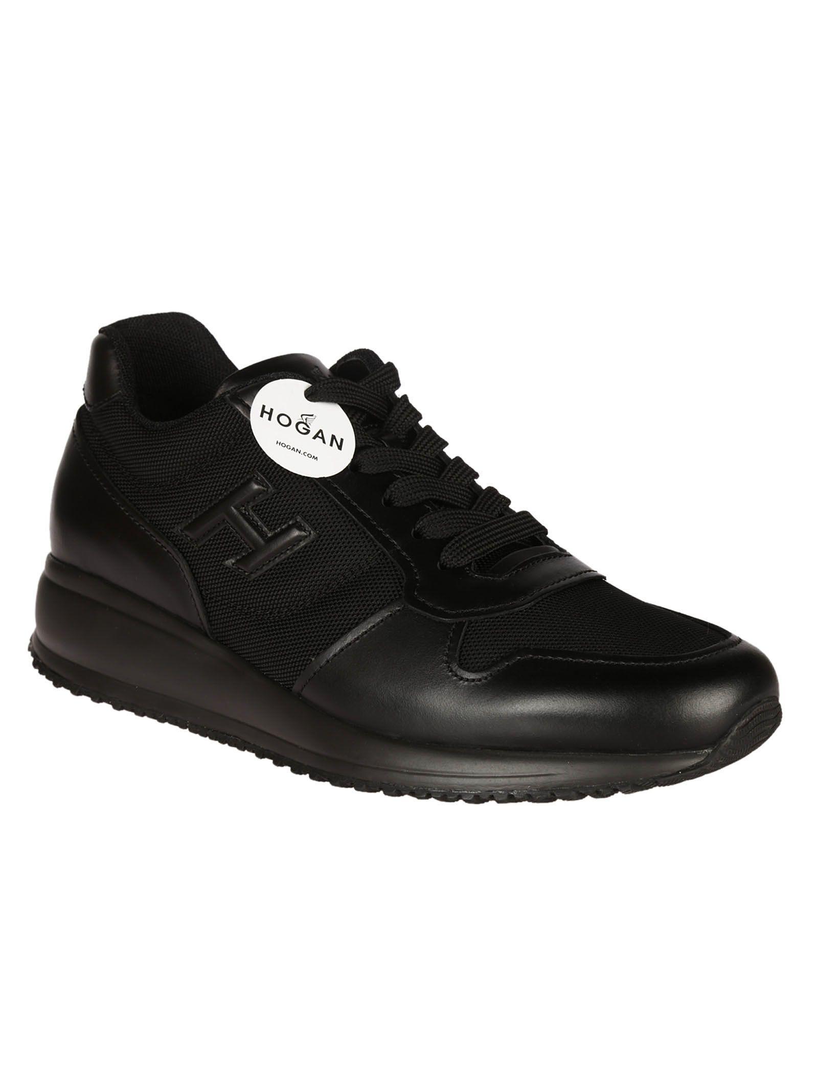 Hogan Interactive N20 Sneakers - Black Hogan Interactive N20 Sneakers -  Black ... dfd35a1fdee