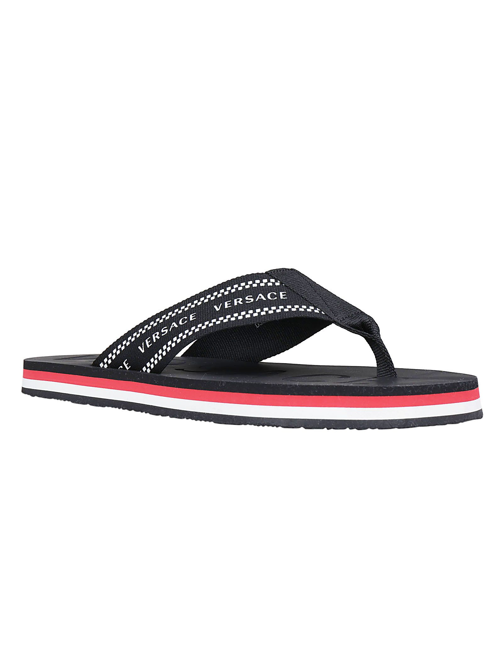 a35af65fe Versace Sandals - Multi rosso Versace Sandals - Multi rosso ...