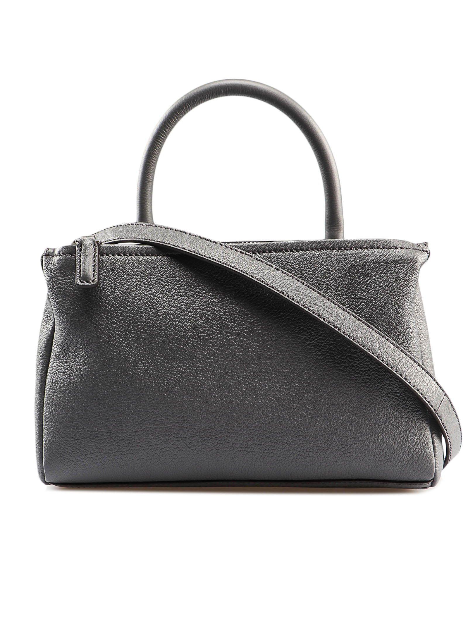 1c34d253401 Givenchy Givenchy Pandora Mini Bag - Storm Grey - 10965603 | italist