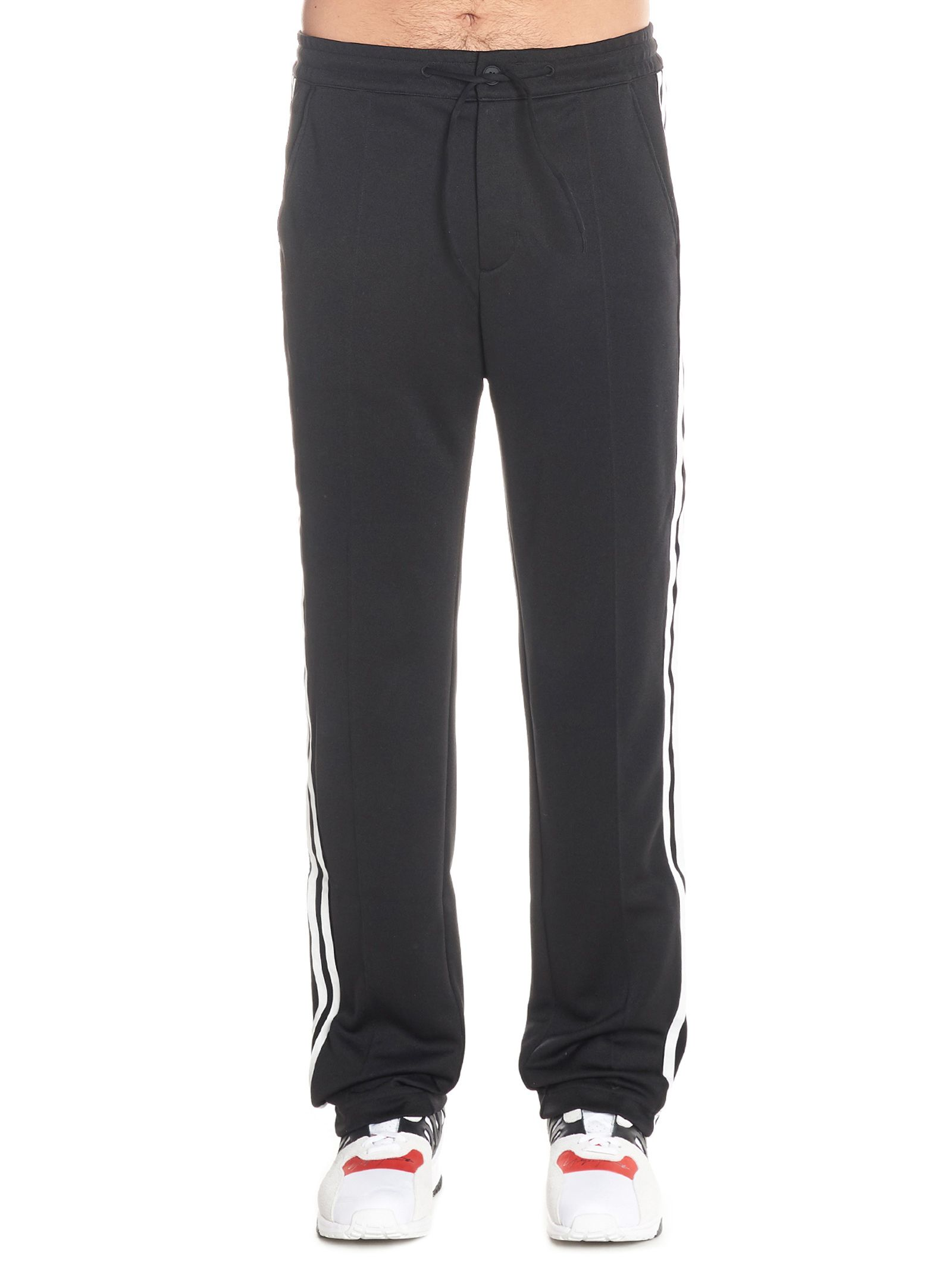 0ae2baaef Y-3 Y-3  three Stripes Track Pant  Pants - Black - 10815240
