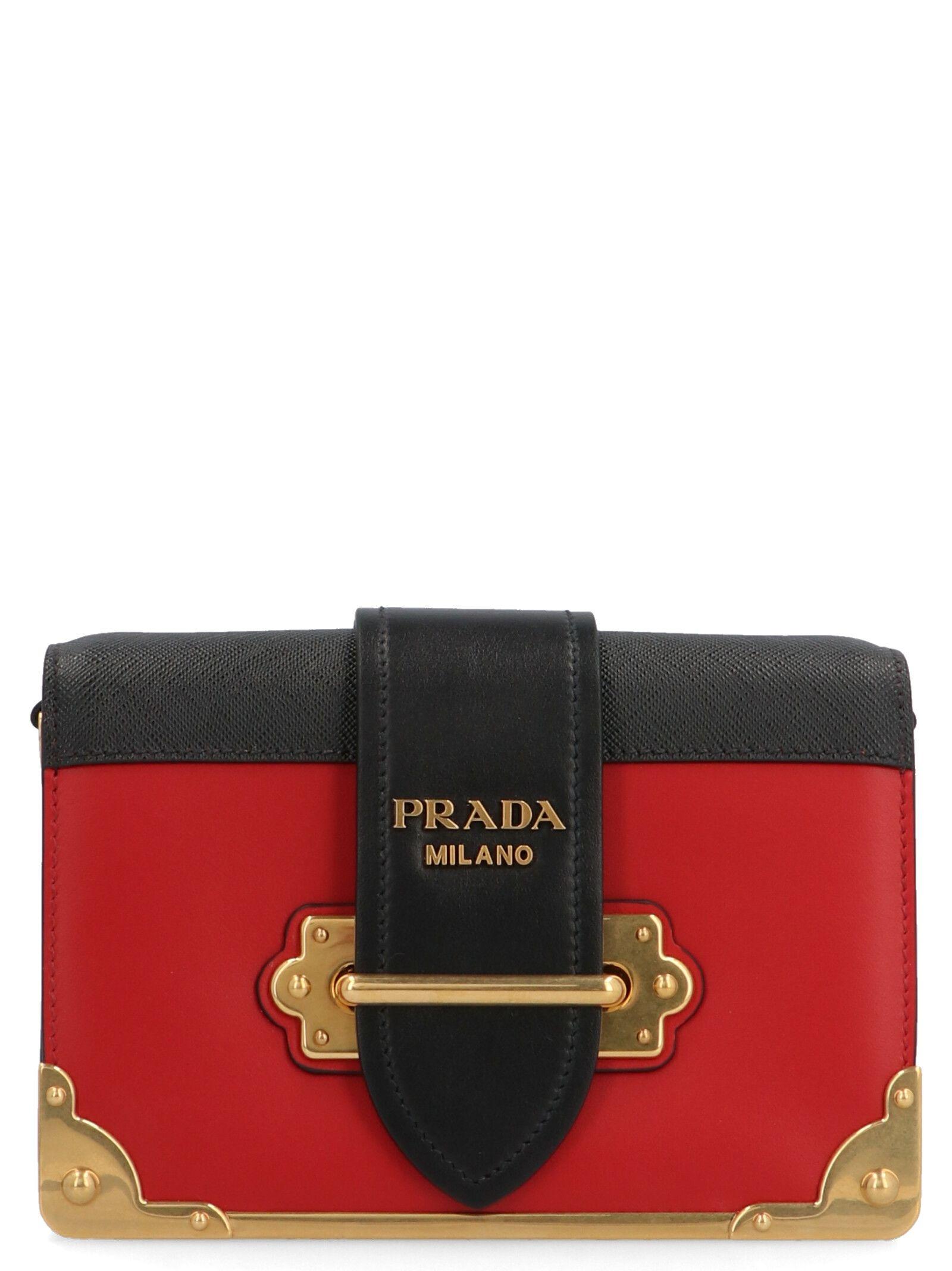 c65bf55938db Prada Prada 'cahier' Bag - Red - 10961745   italist