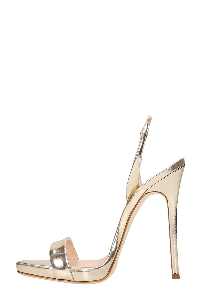 a89b5fb23d02c ... Giuseppe Zanotti Sophie Platinum Mirrored Patent Leather Sandals -  platinum ...
