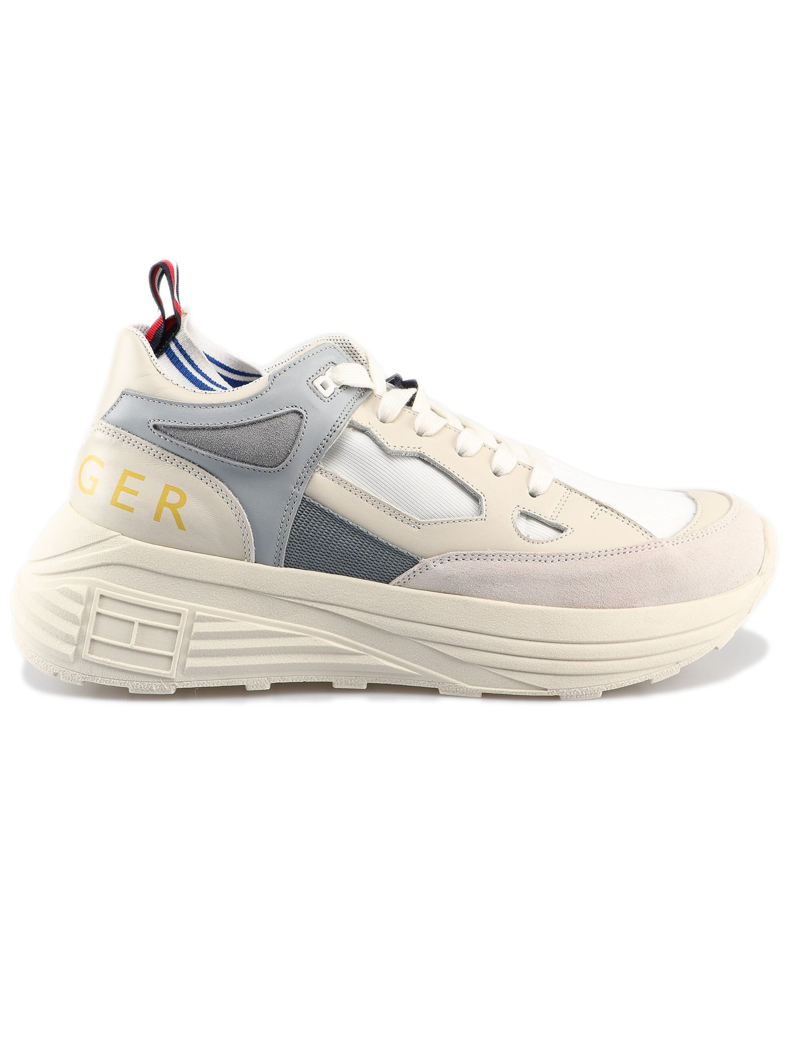 613f788cac Tommy Hilfiger Tommy Hilfiger Chunky Sneakers - Marshmellow ...