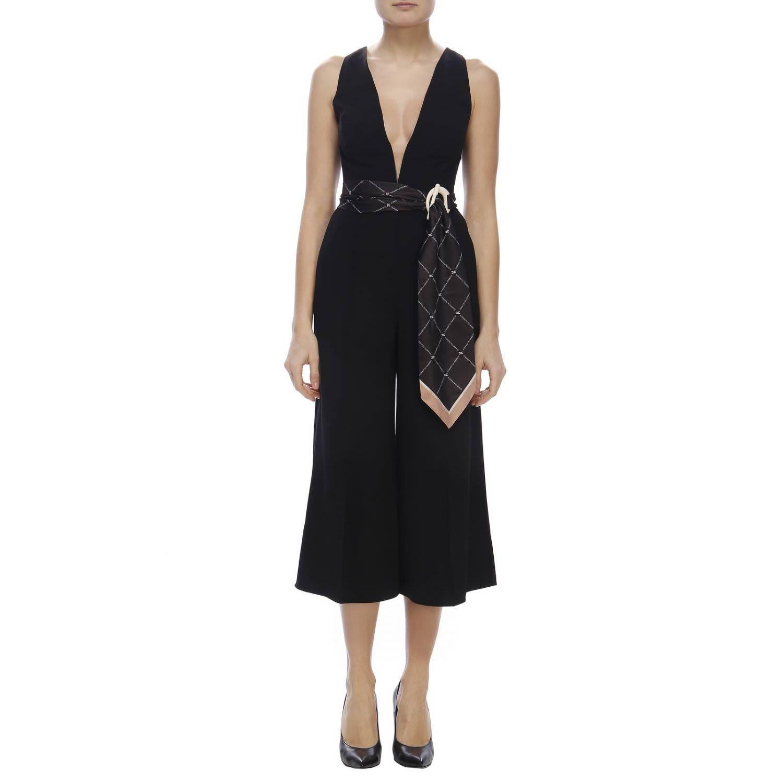 e9c524a847fe Elisabetta Franchi Celyn B. Elisabetta Franchi Jumpsuits Dress Women  Elisabetta Franchi - black ...
