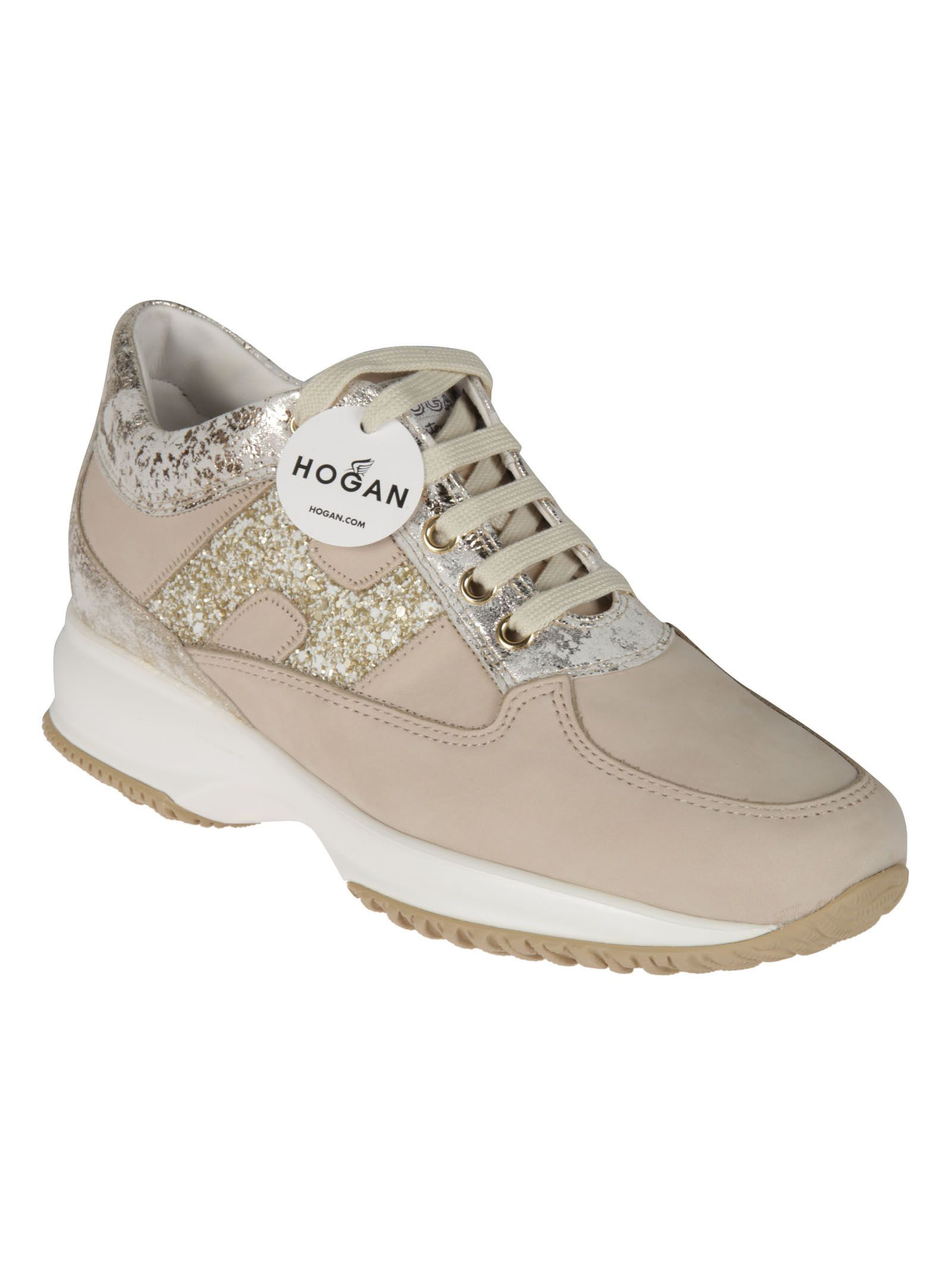 d9d3c1b3406 Hogan Interactive H Sneakers - pink Hogan Interactive H Sneakers - pink ...