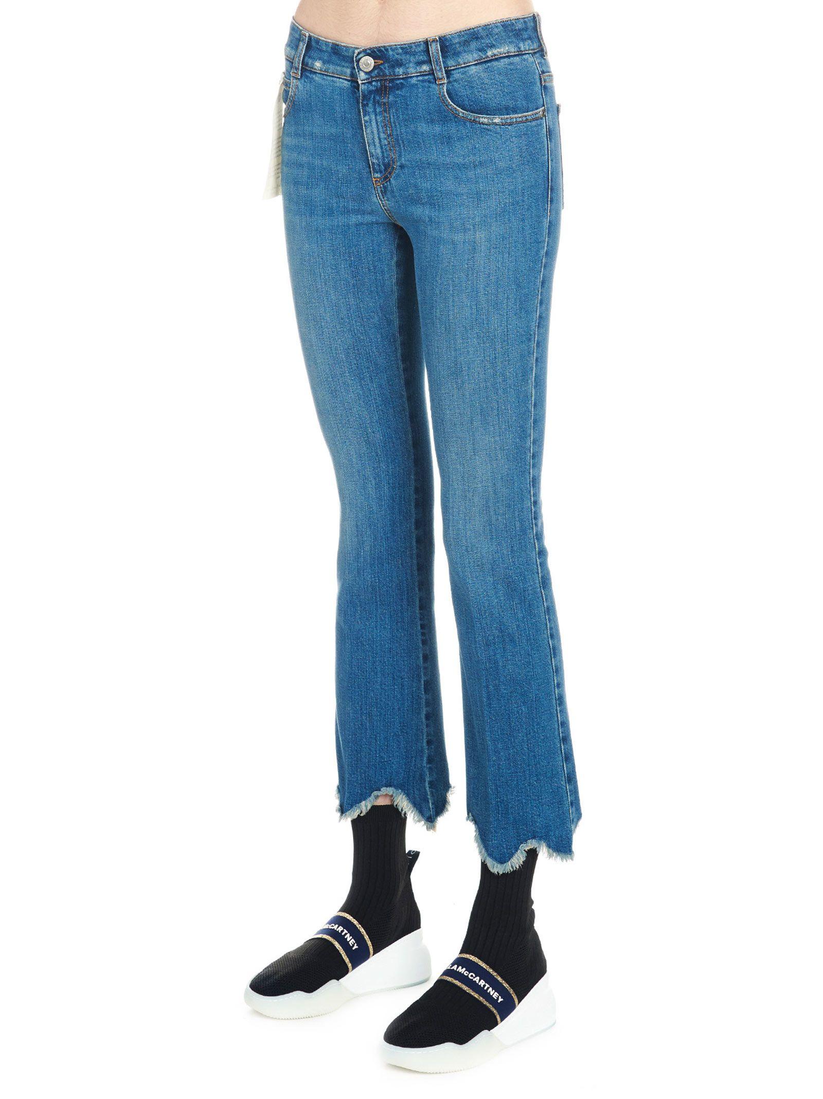 4cc2b7f0c55dd Stella McCartney Jeans - Light blue Stella McCartney Jeans - Light blue ...