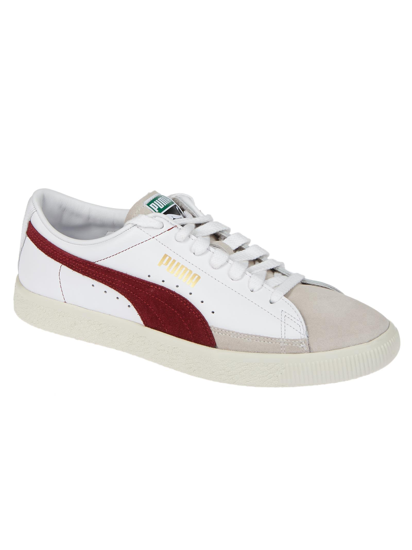 7acd894baefe8b ... Puma Lace-up Sneakers - white ...