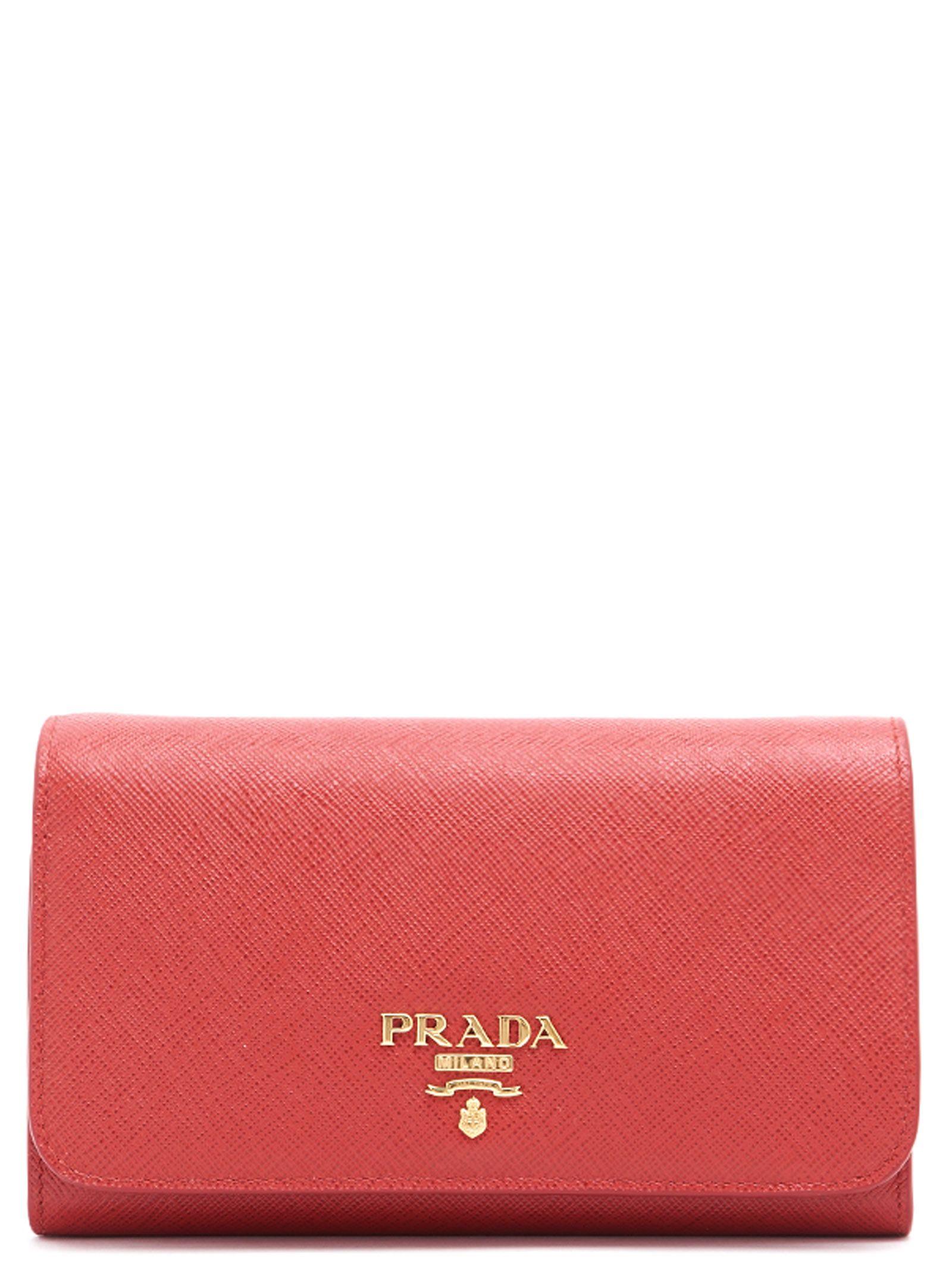 Prada Prada Bag - Red - 10845936  07b2c428b66c8