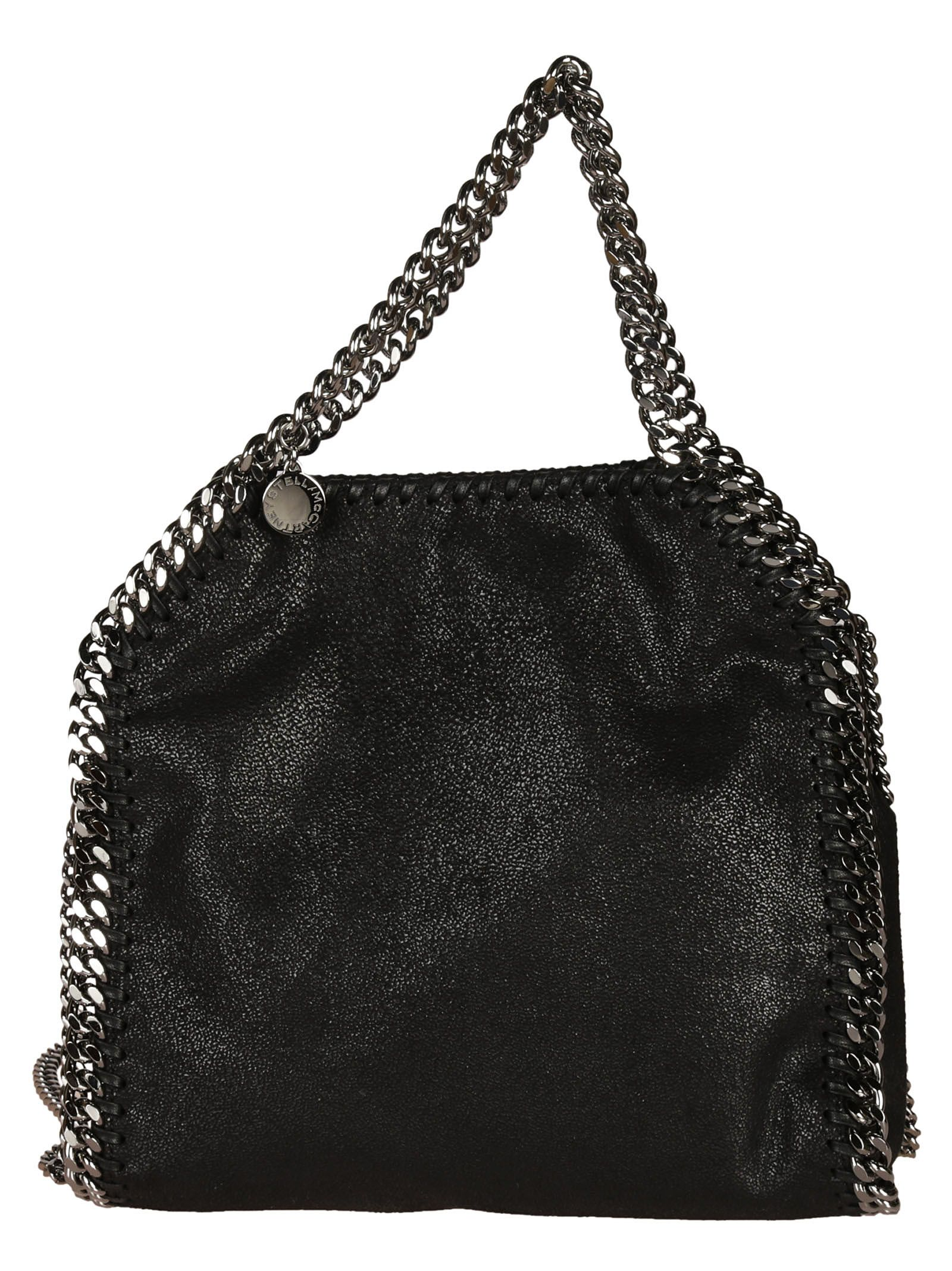 Stella McCartney Stella McCartney Falabella Shaggy Deer Mini Tote ... 803cb6b98ec2a