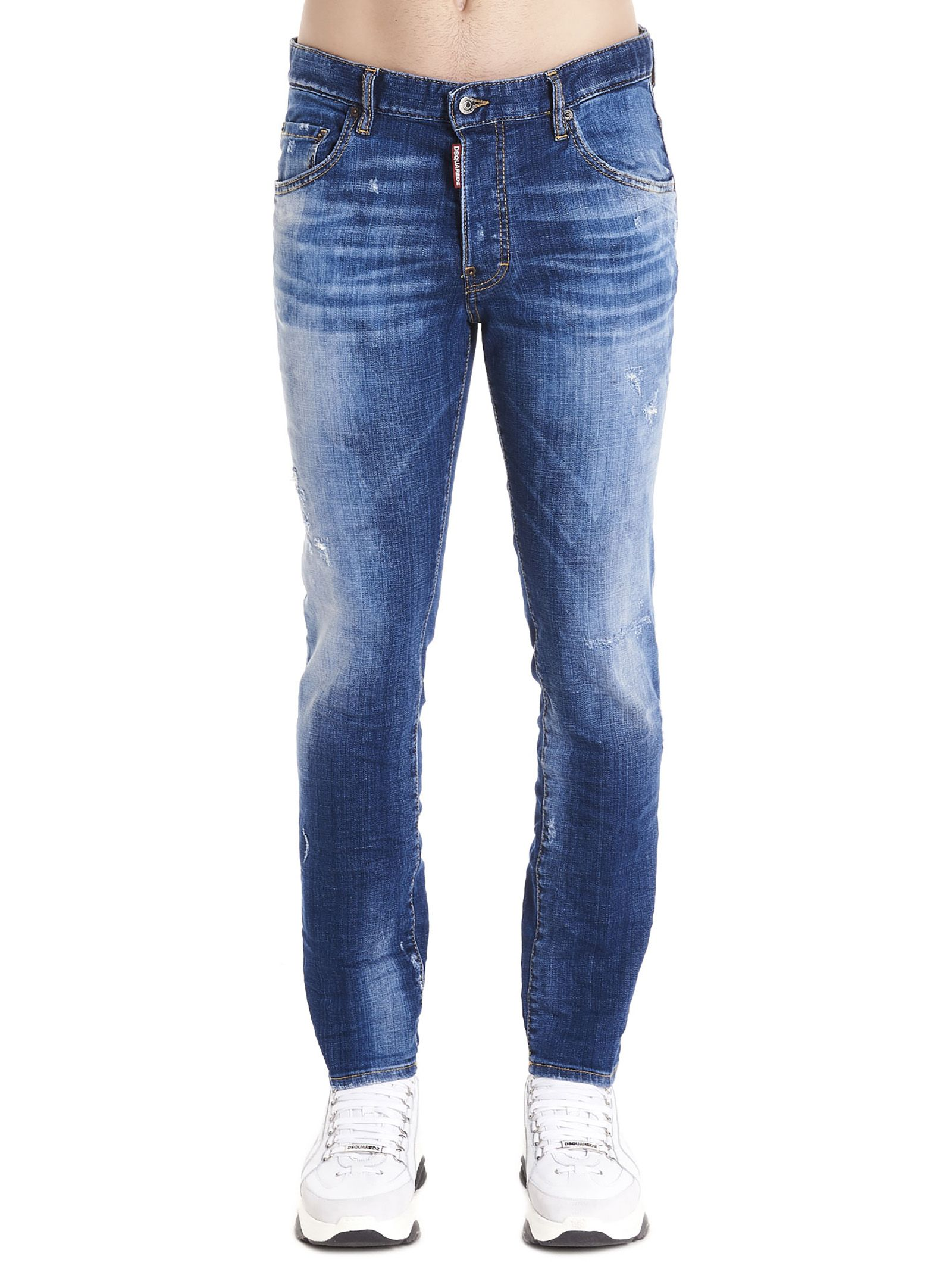 a14947cb Dsquared2 Dsquared2 'skater' Jeans - Blue - 10964342 | italist