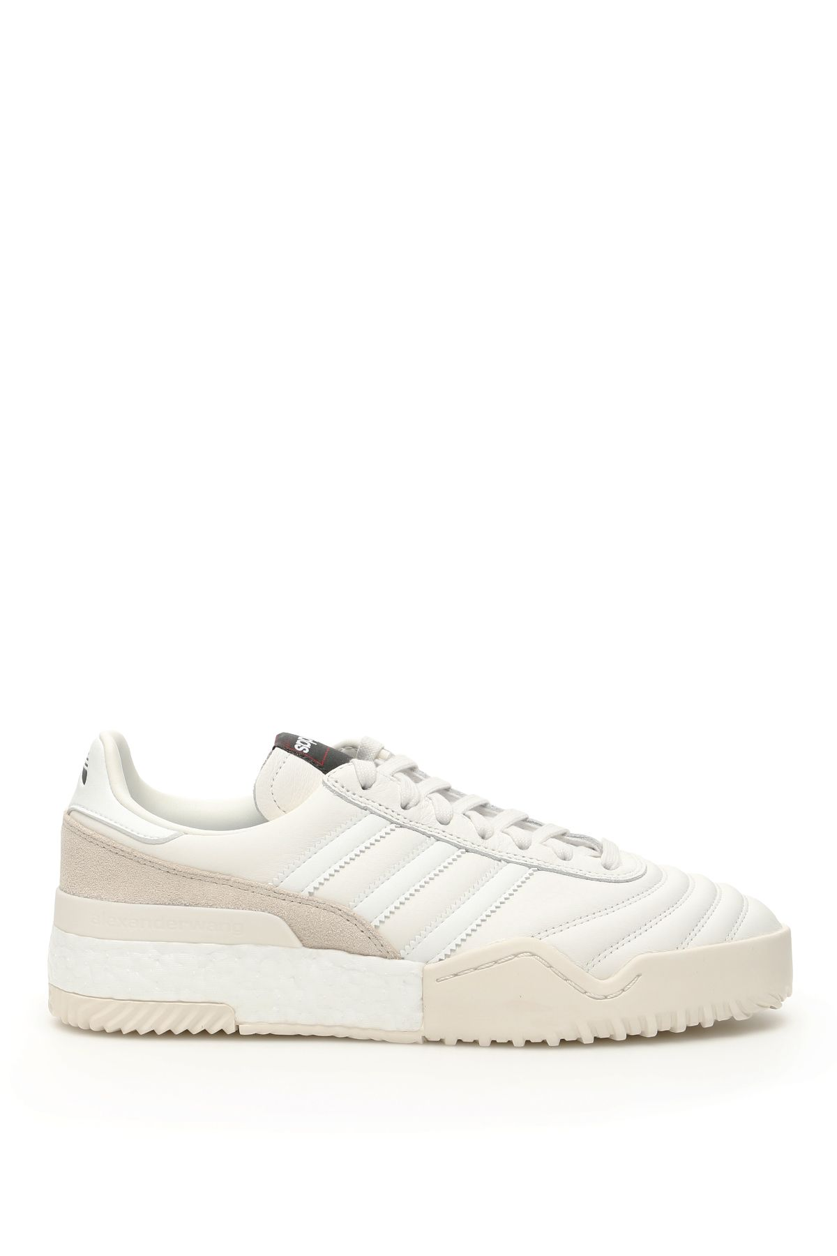 471d15d31e83 Adidas Originals by Alexander Wang Aw Bball Soccer Sneakers - CORE WHITE  CHALK PEARL (White ...