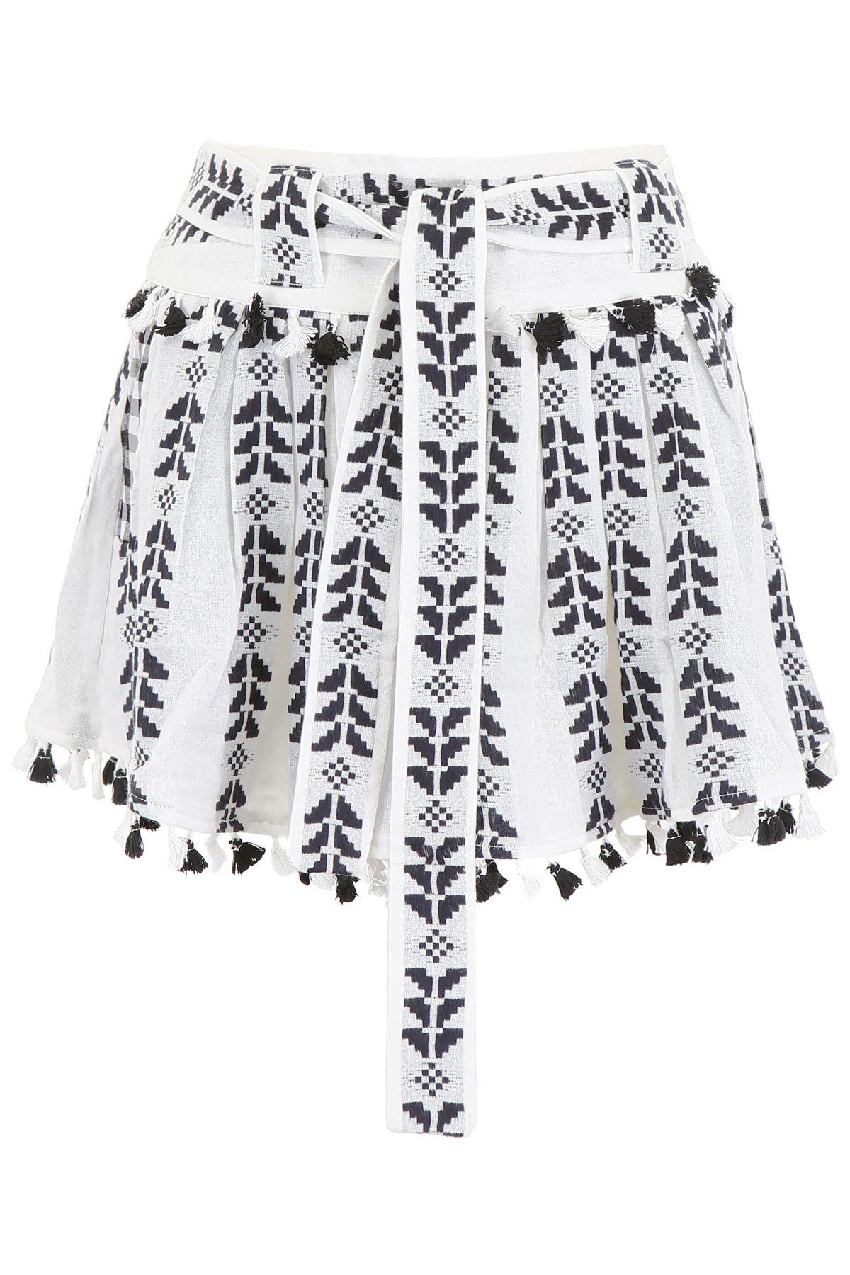 e025976328 Dodo Bar Or Dodo Bar Or Ariana Mini Skirt - BLACK (White) - 10777317 ...