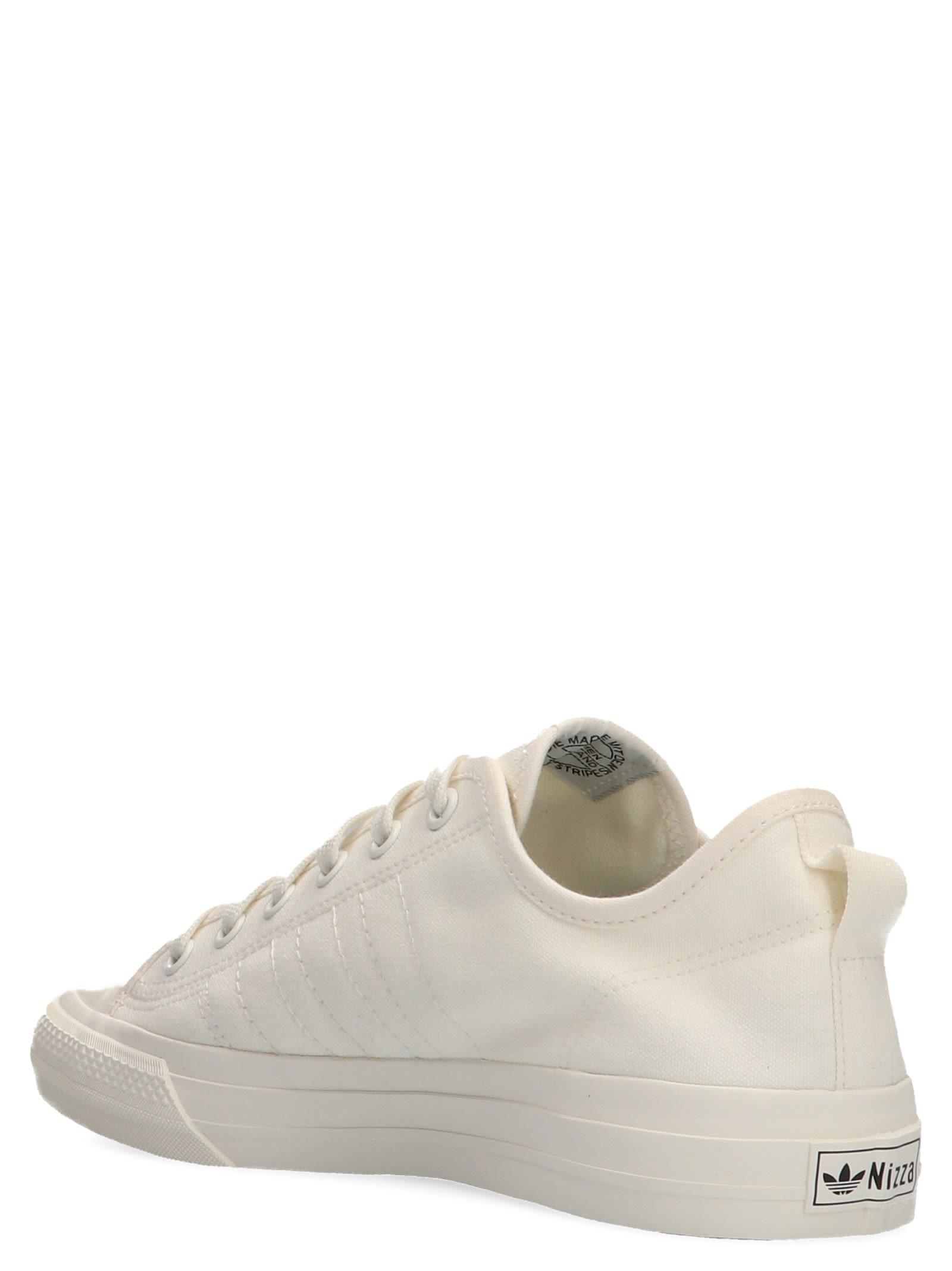check out 81bf6 fd5e9 ... Adidas Originals  nizza  Shoes - White ...