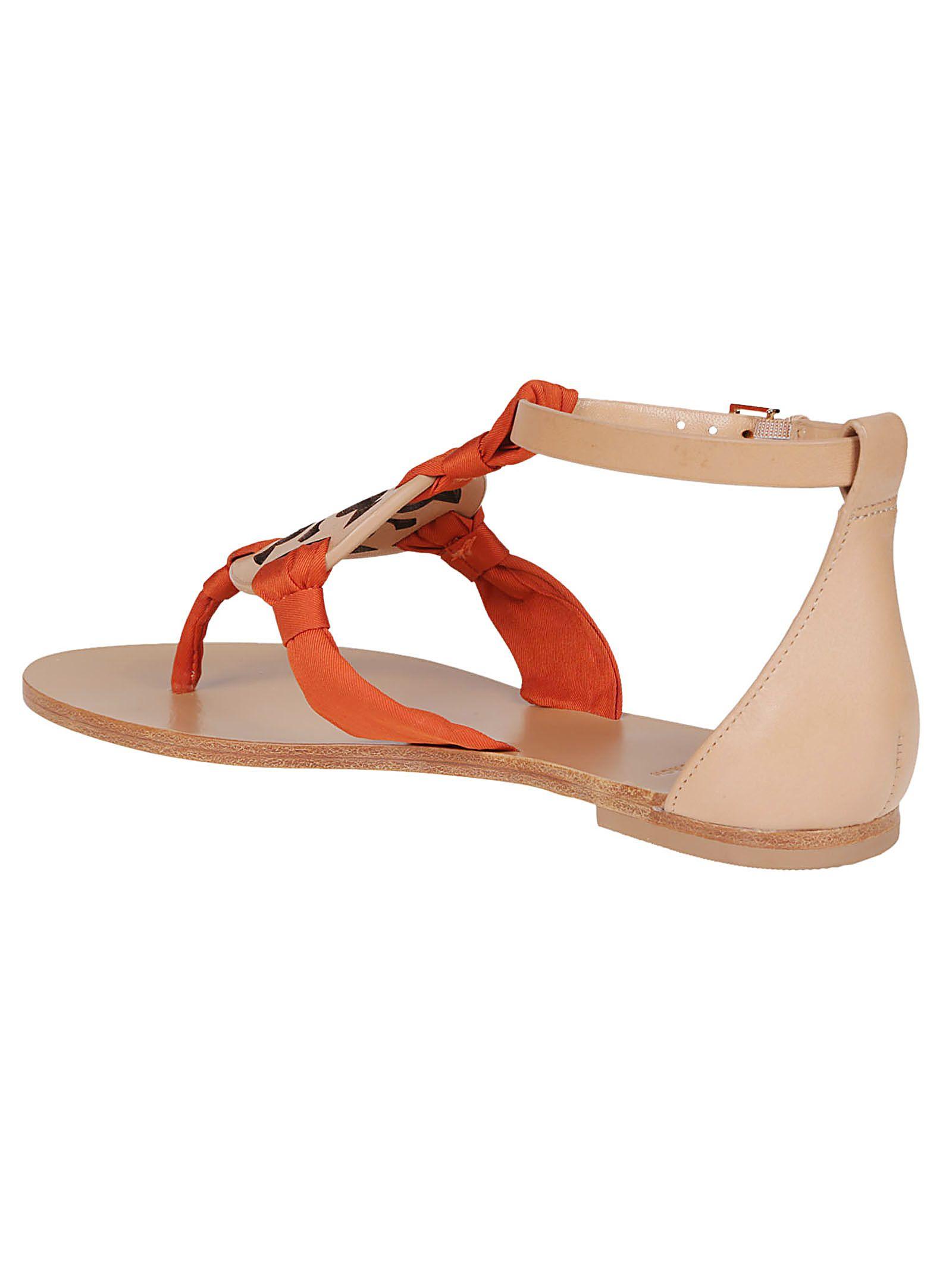 667bfd38f0b93c Tory Burch Tory Burch Classic Flat Sandals - Basic - 10827818