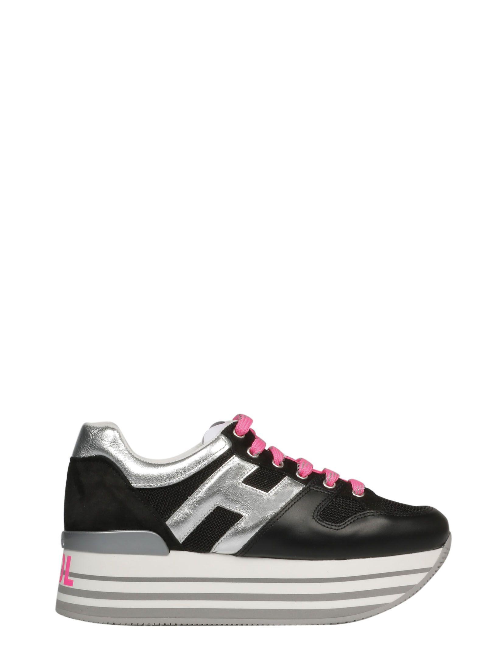 3673458f781 Hogan Hogan Striped Platform Sneakers - Basic - 10882090