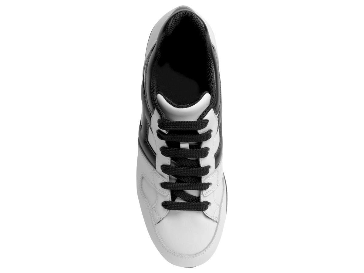 d9d2ed79f8 Hogan Hogan Maxi 222 Sneaker - White black - 10775650 | italist