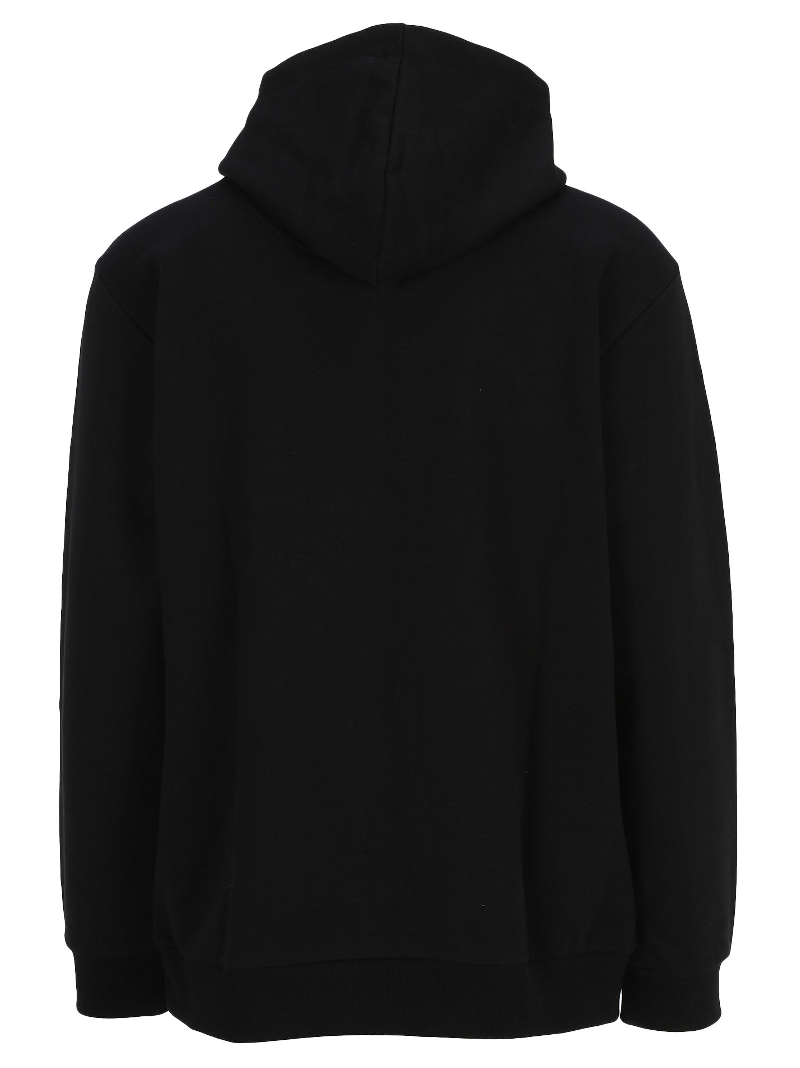 be097f821 Kenzo Kenzo Kenzo Neon Tiger Embroidered Hoodie - BLACK - 10857458 ...