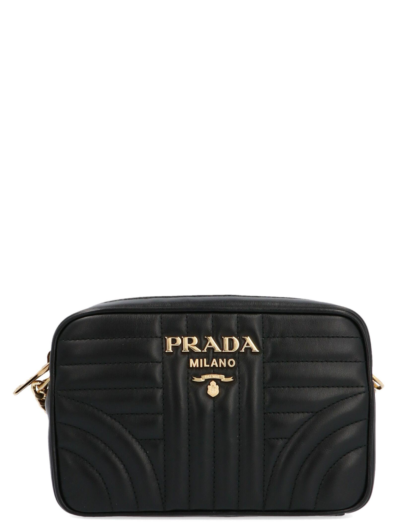 0a7c91c8c7db Prada Prada 'diagramme' Bag - Black - 10961752   italist