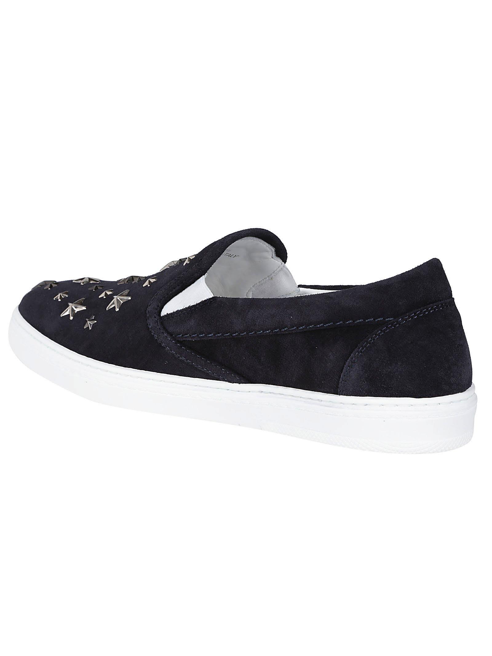 38476bf5f16 Jimmy Choo Jimmy Choo Grove Slip-on Sneakers - 10641142