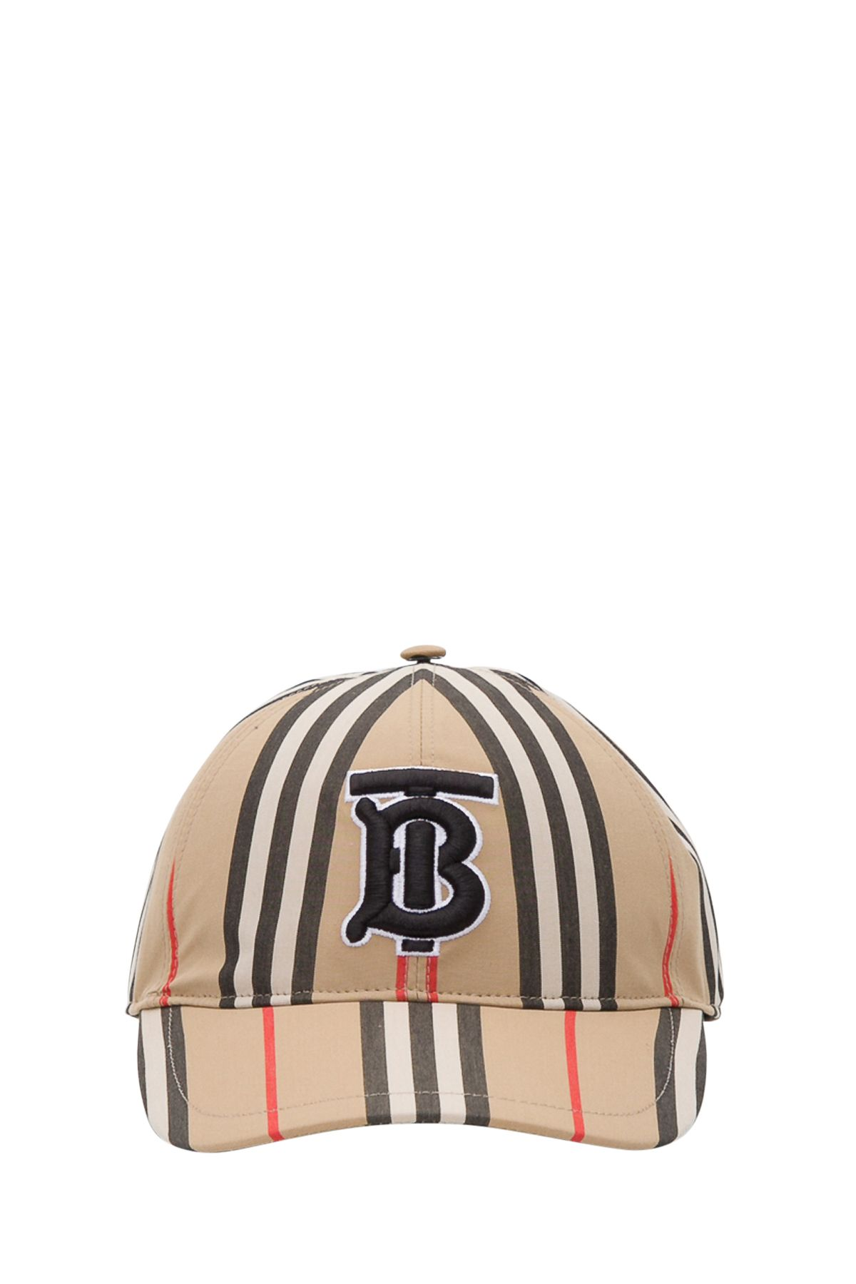 4f0143fdf0 Burberry Burberry Vintage Check Baseball Cap - Beige - 10916332 ...