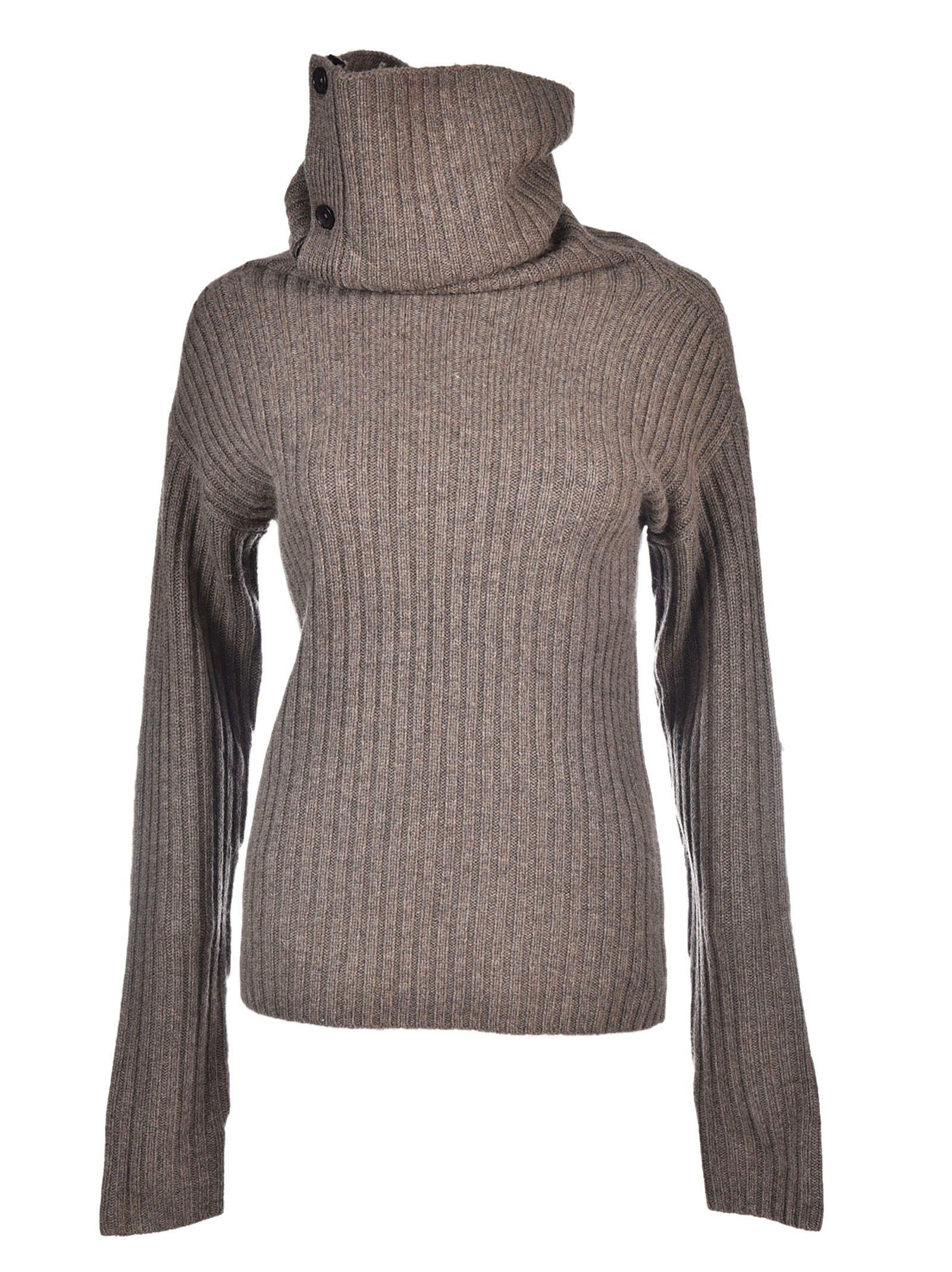 Joseph Joseph Turtleneck Sweater Taupe 8432686 Italist