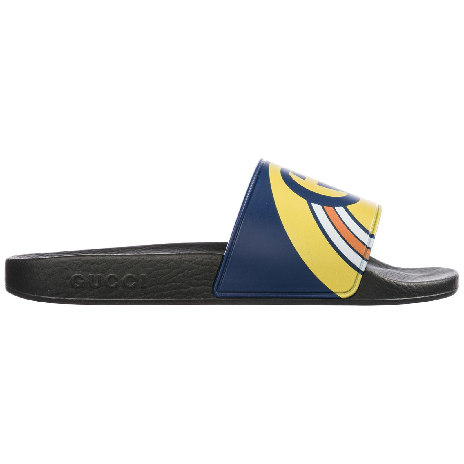 67a624790308 Gucci Gucci Slippers Sandals Rubber - Electric Blue - 10846866