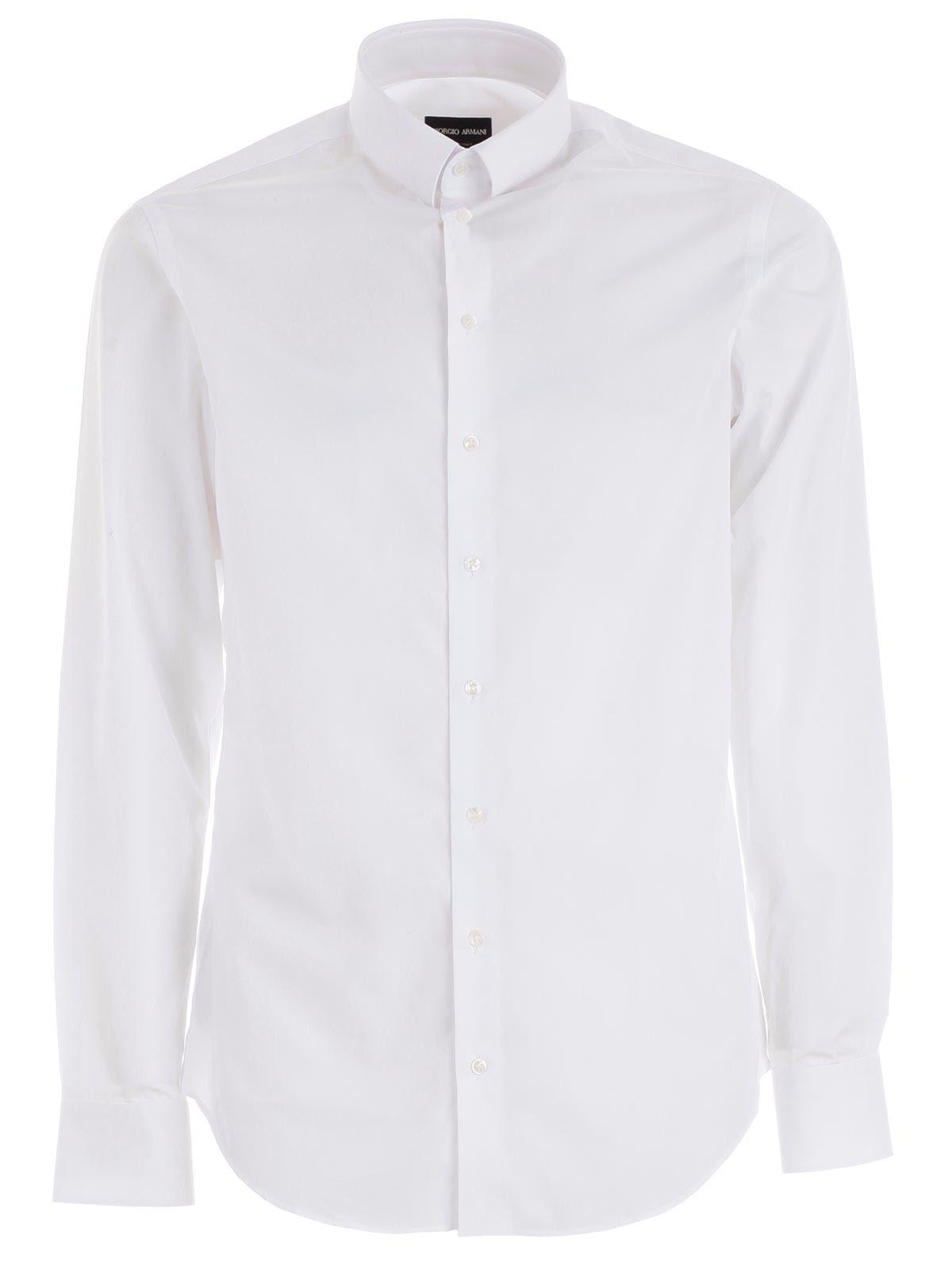 36ca6182b16 Giorgio Armani Giorgio Armani Classic Shirt - Basic - 10824996