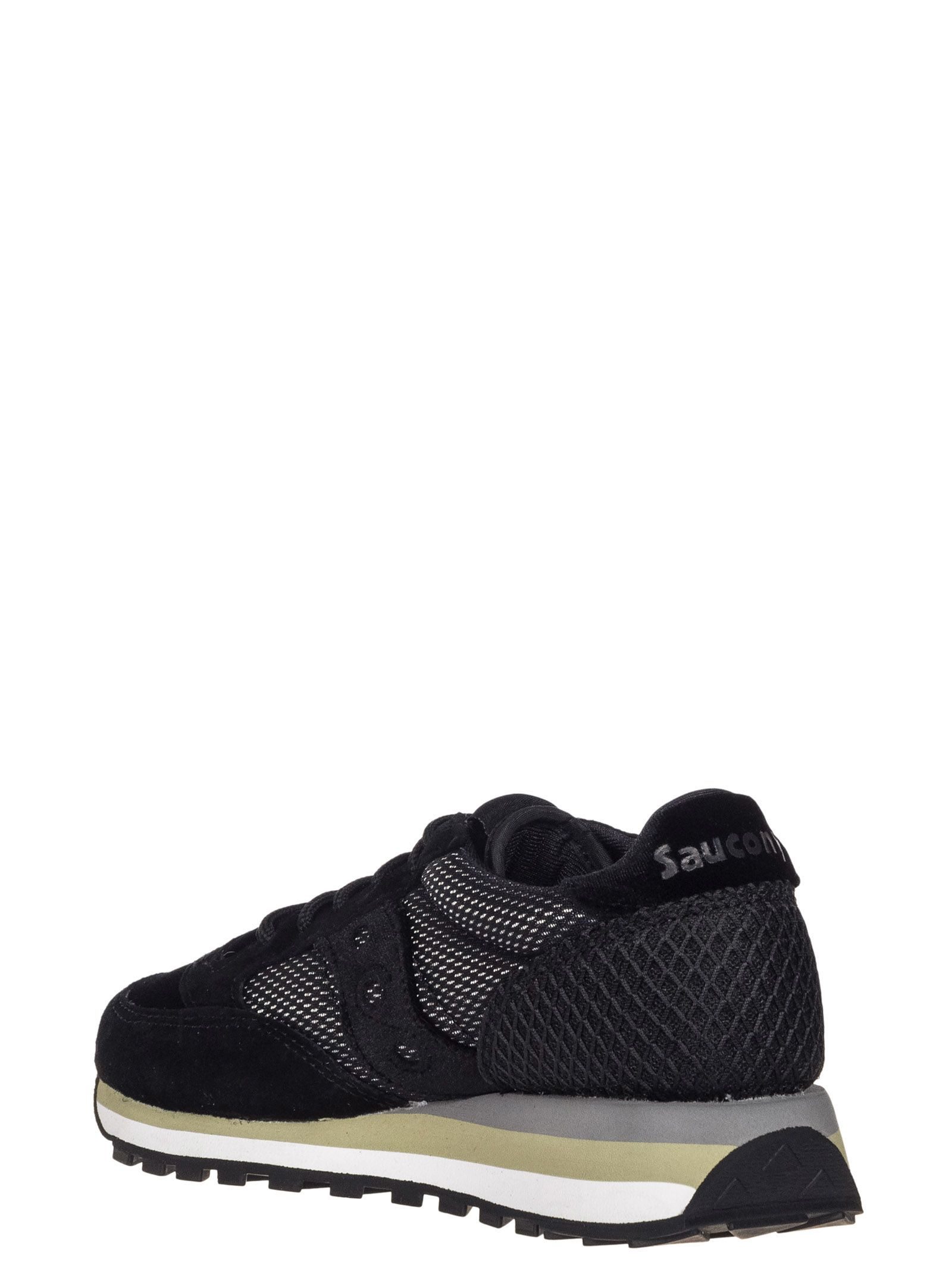 e75ae5d86ec6 Saucony Saucony Jazz Triple Sneakers - Black - 10889126
