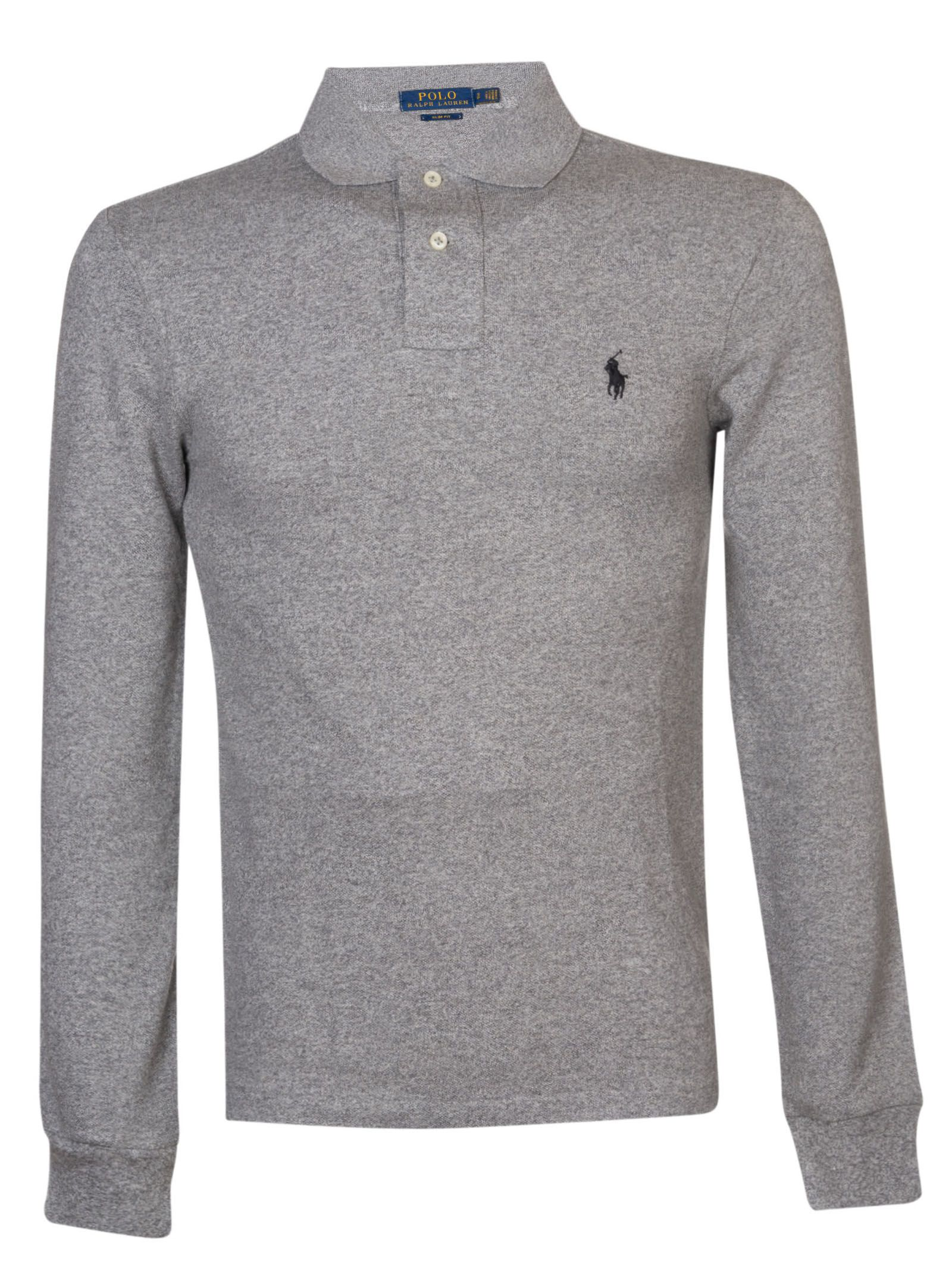 Ralph Lauren Ralph Lauren Long Sleeved Polo Shirt Canterbury