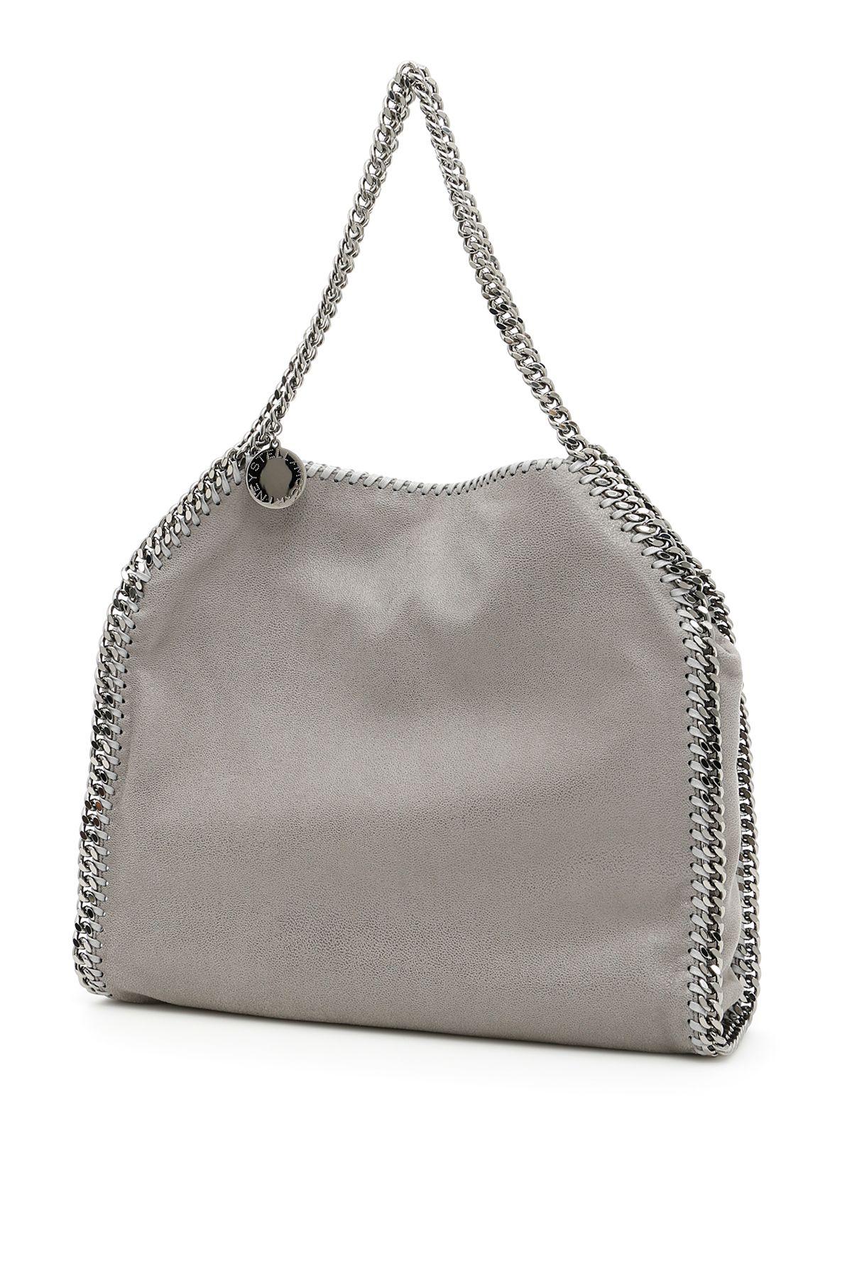 Stella McCartney Stella McCartney Small Falabella Tote Bag - LIGHT ... ed2955ff7ffa3