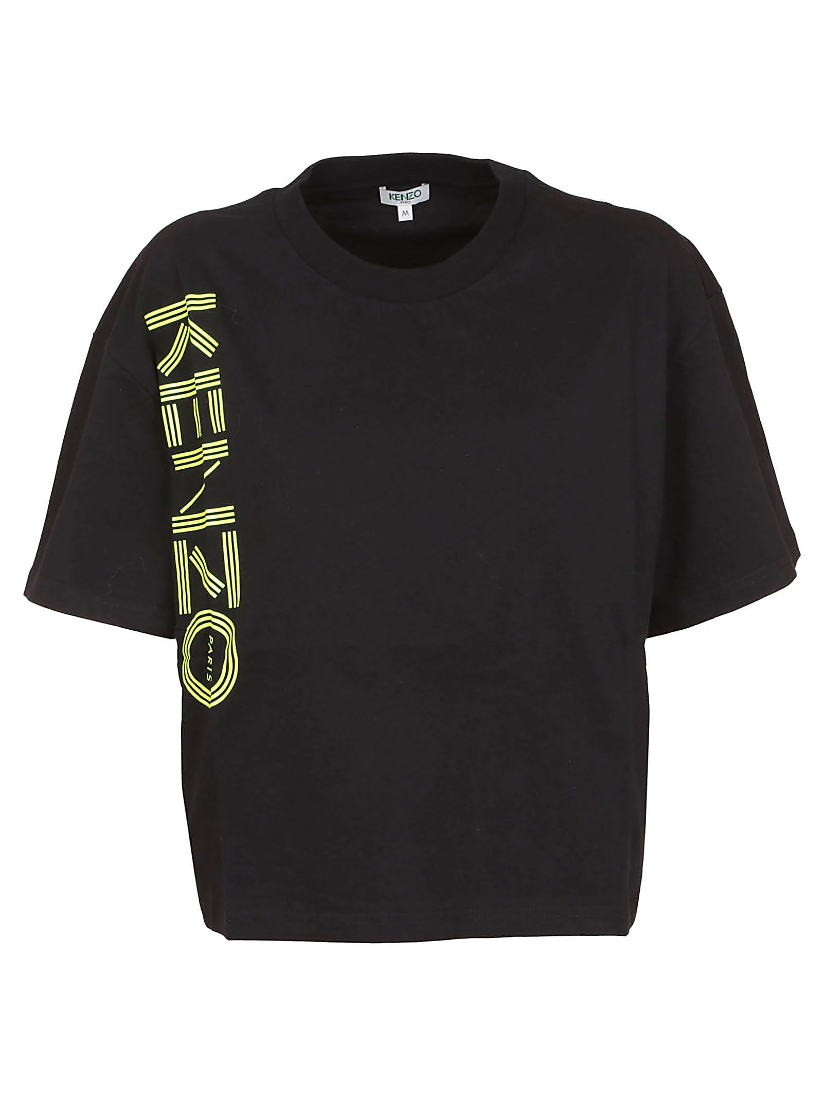 Kenzo Kenzo Logo Print T Shirt B Black 10826822 Italist